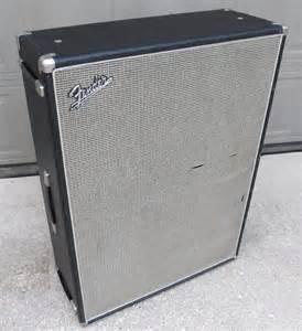 Fender Bassman 2x15 Cabinet (1969) image (#1027275) - Audiofanzine