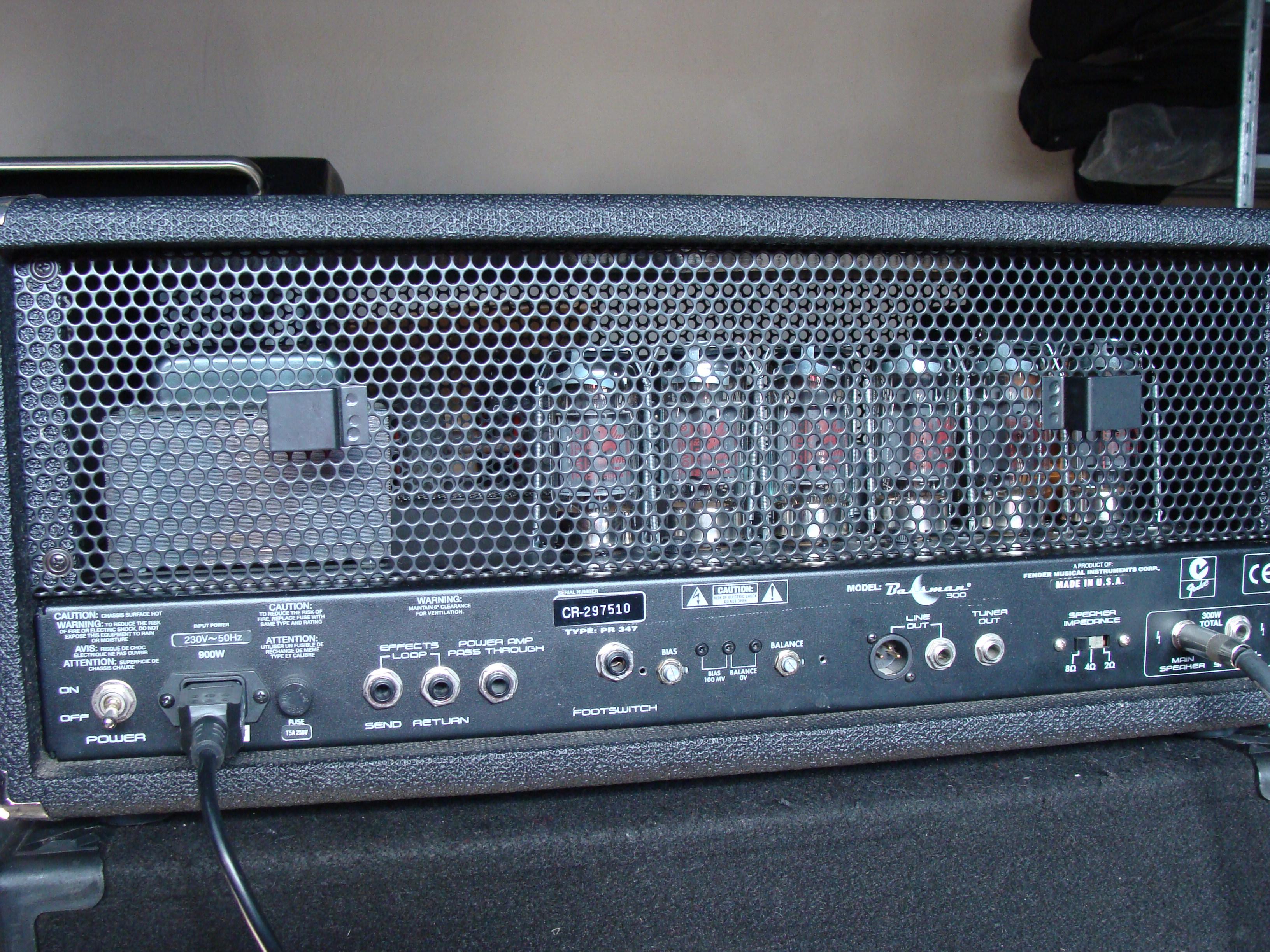 Fender Bassman 300 : bassman 300 pro fender bassman 300 pro audiofanzine ~ Russianpoet.info Haus und Dekorationen