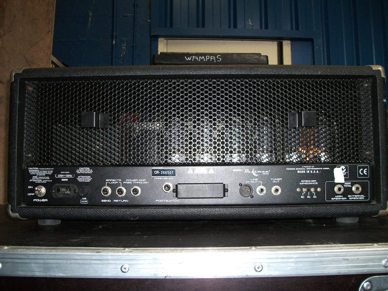 Fender Bassman 300 : fender bassman 300 pro image 142063 audiofanzine ~ Russianpoet.info Haus und Dekorationen