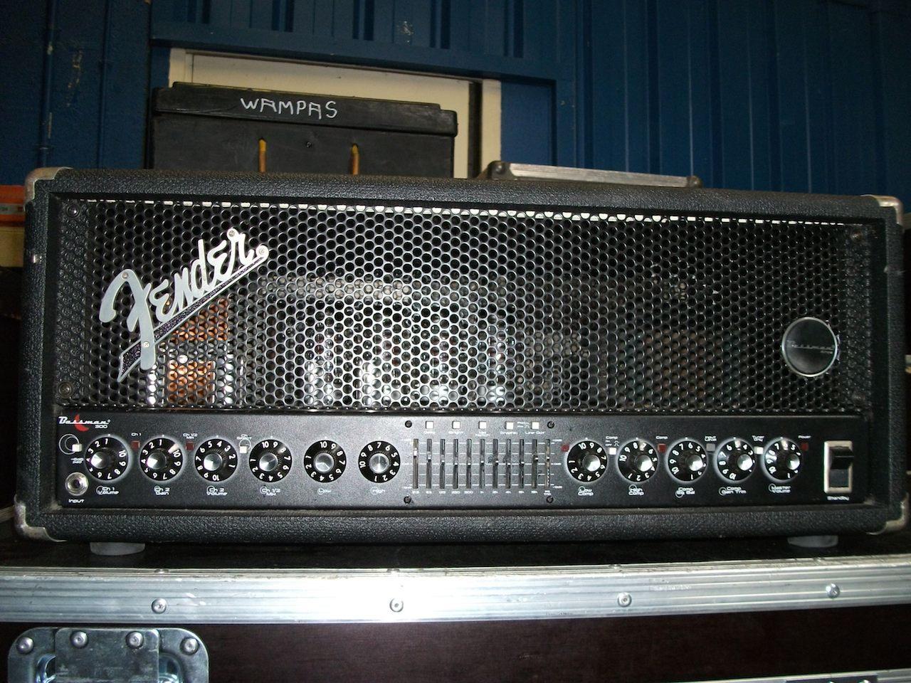 Fender Bassman 300 : fender bassman 300 pro image 142064 audiofanzine ~ Russianpoet.info Haus und Dekorationen