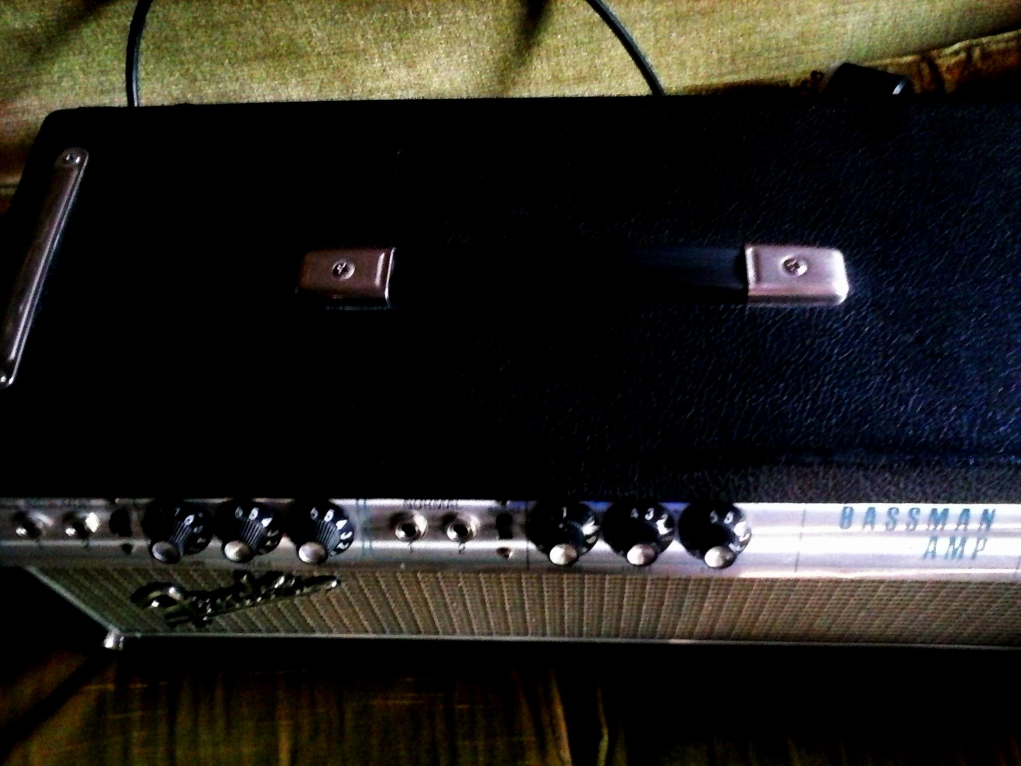 Dating silverface bassman 50