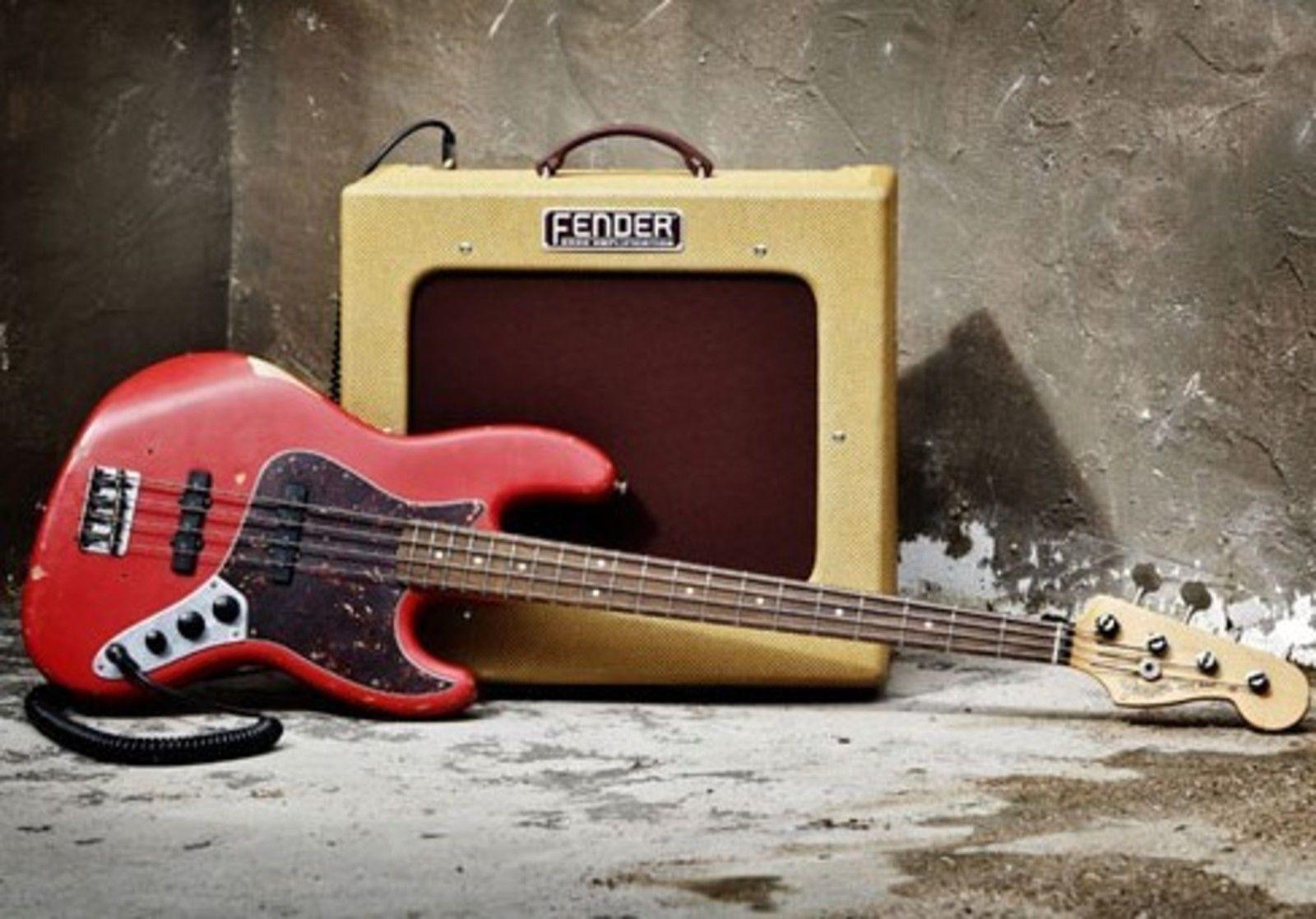 Fender Bassman TV Series