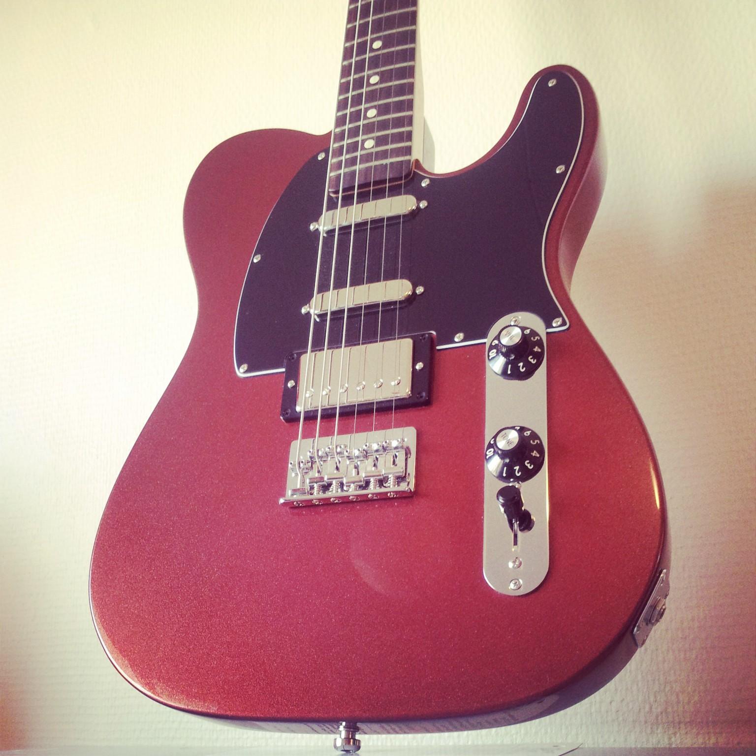 Fender Telecaster Blacktop Red 2012 Baritone Wiring Diagram Download