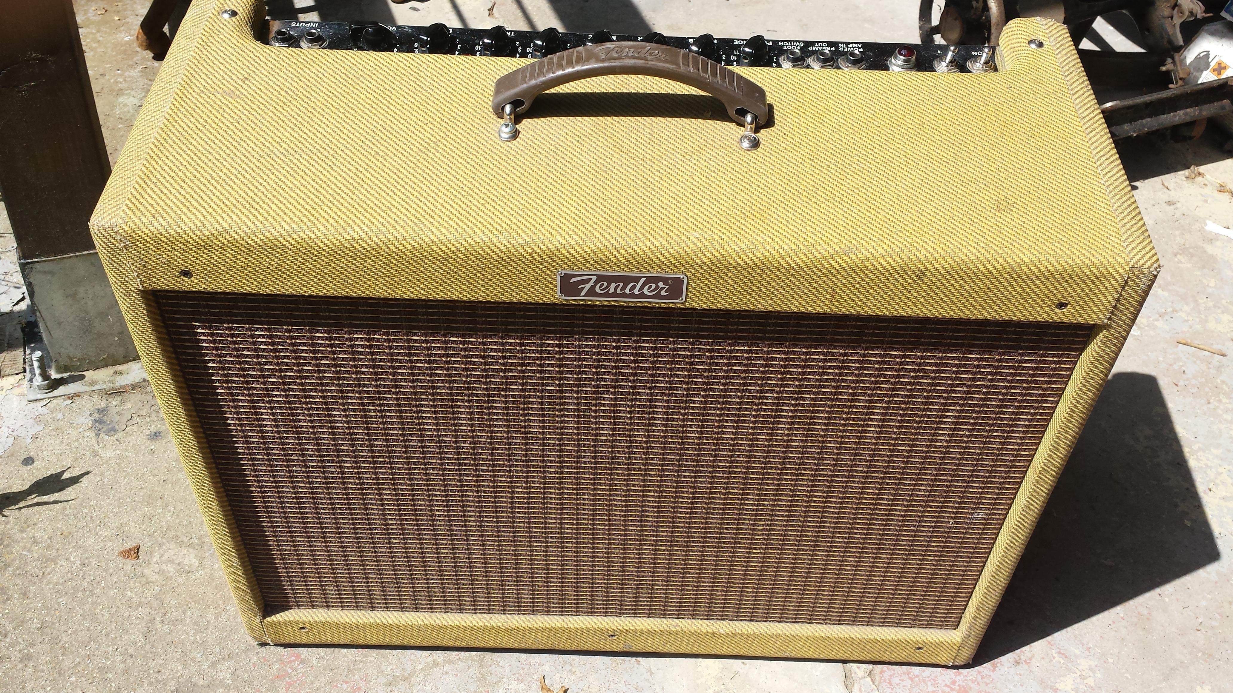 Fender Blues Deluxe 1994 1996 Image 1799551 border=