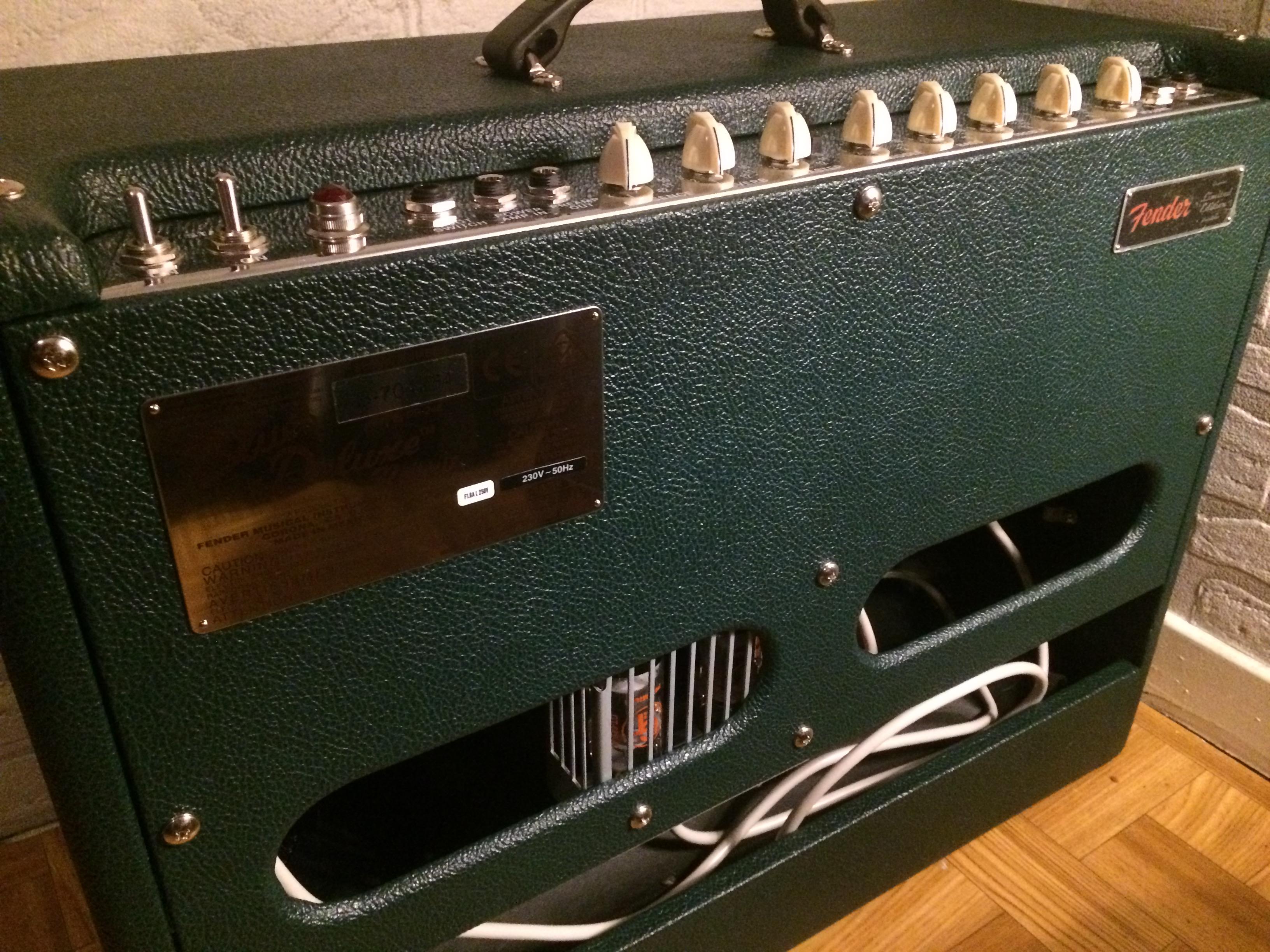 Fender Blues Deluxe Reissue Image 2074454 Audiofanzine border=