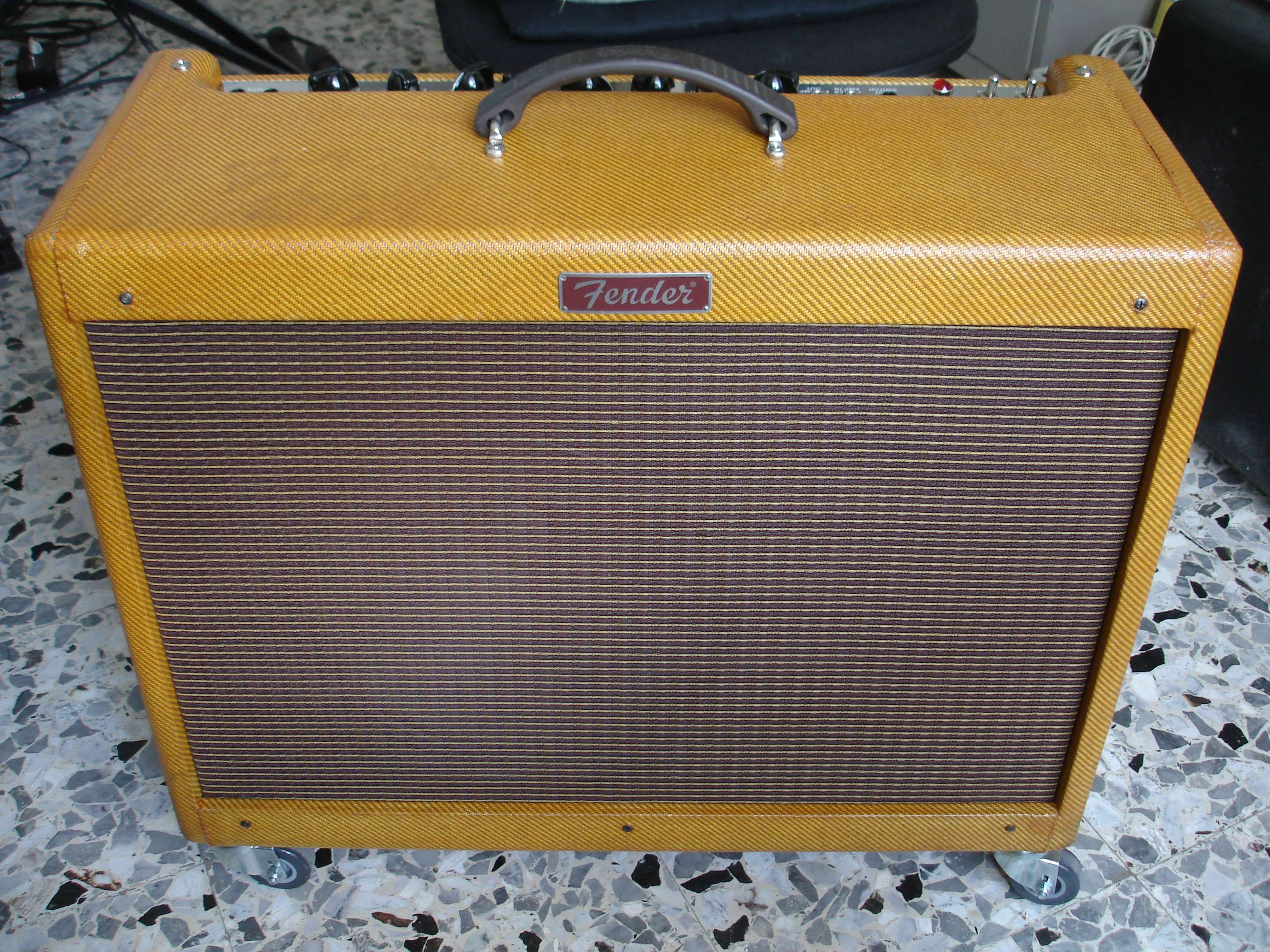 Fender Blues Deluxe Reissue Image 459856 Audiofanzine border=