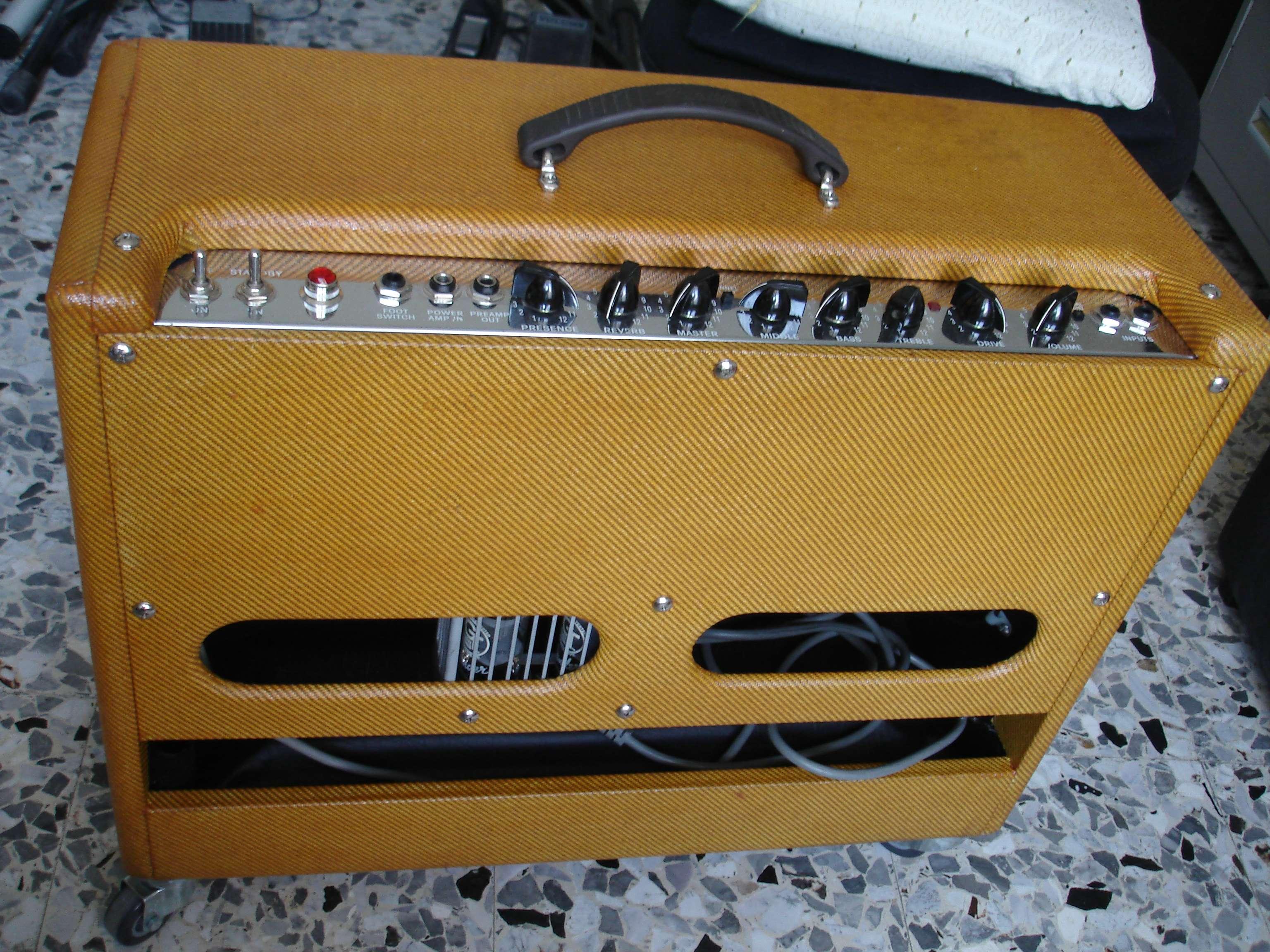 Fender Blues Deluxe Reissue Image 488764 Audiofanzine border=