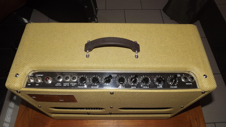 Fender Blues Deluxe Reissue Image 557573 Audiofanzine border=