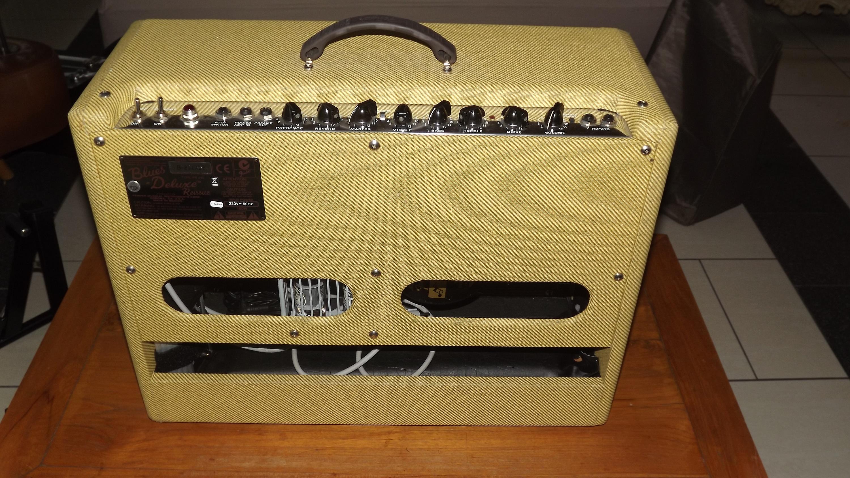 Fender Blues Deluxe Reissue Image 557575 Audiofanzine border=