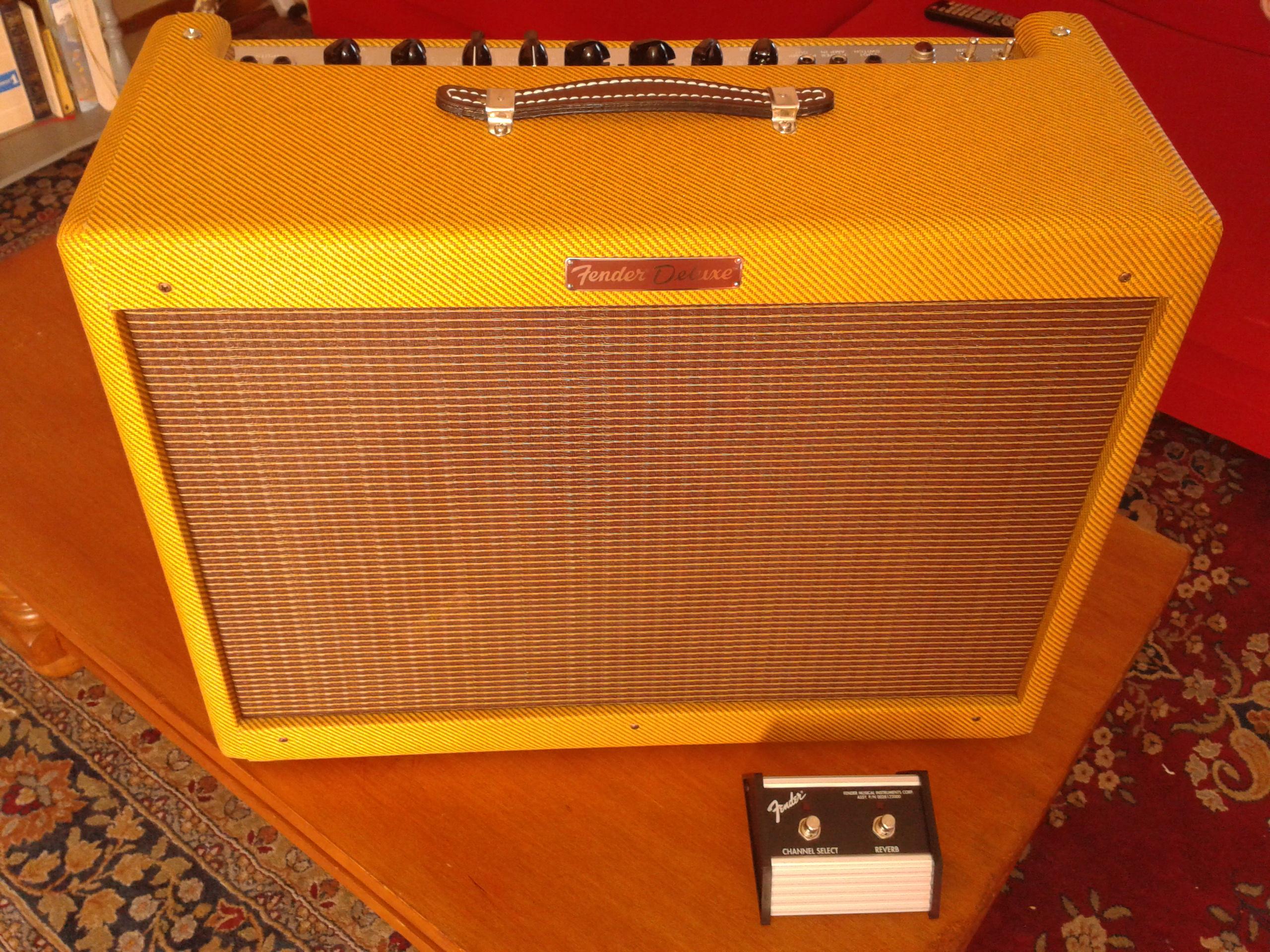 Fender Blues Deluxe Quot Smoky Tweed Quot Image 778453 border=