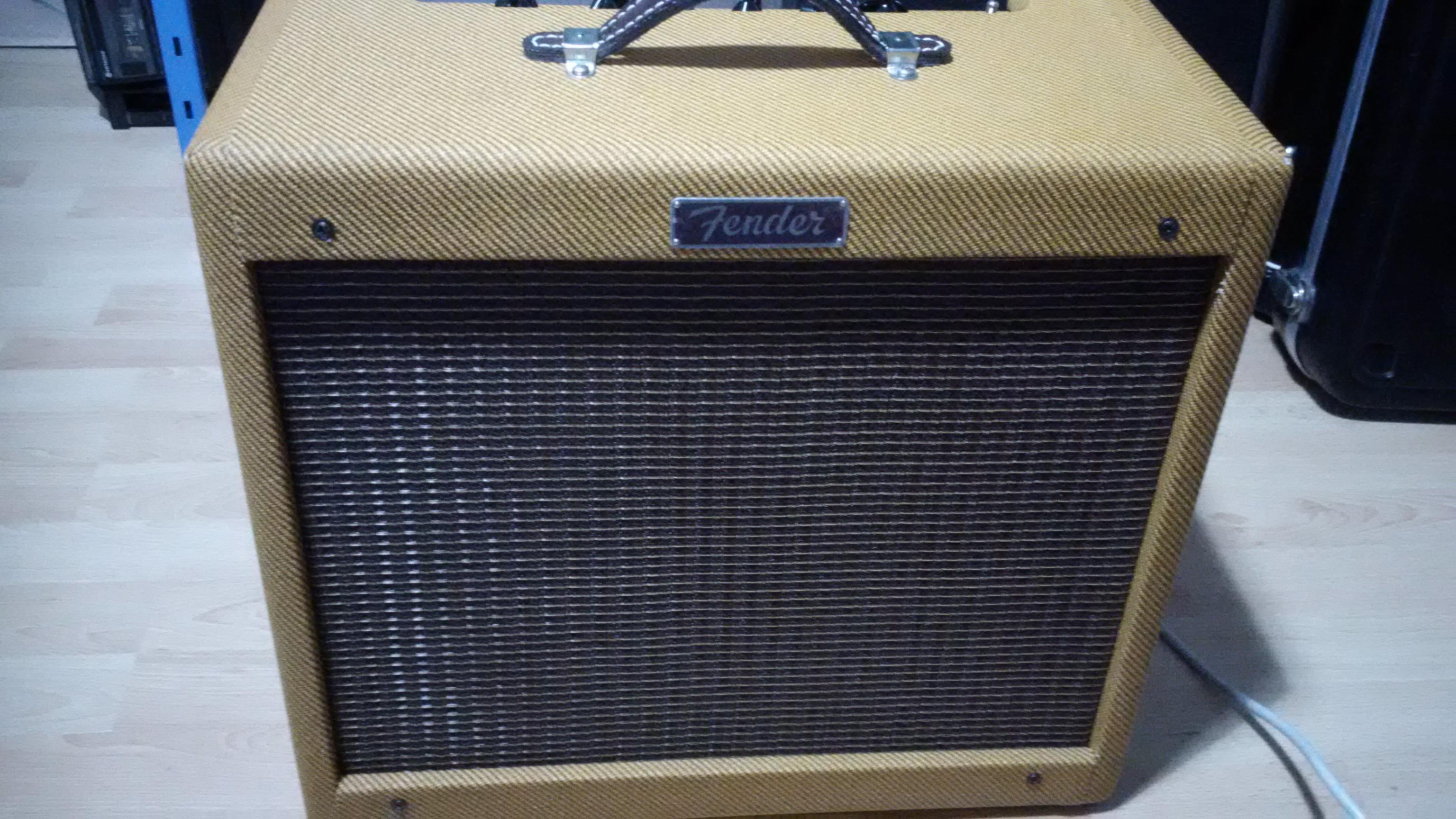 Fender Rod Blues Jr Fsr Limited Edition Texas Red – Fondos de Pantalla