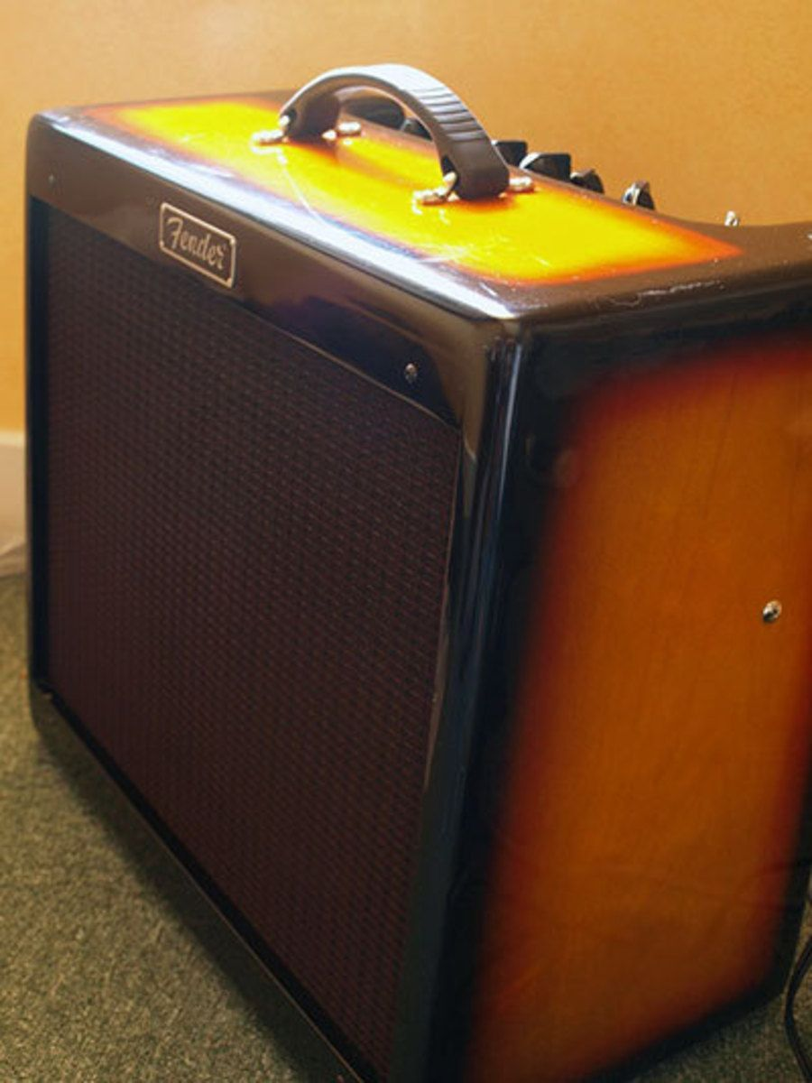Fender FSR Sunburst Blues Junior Value / Info? - Amps Discussions on
