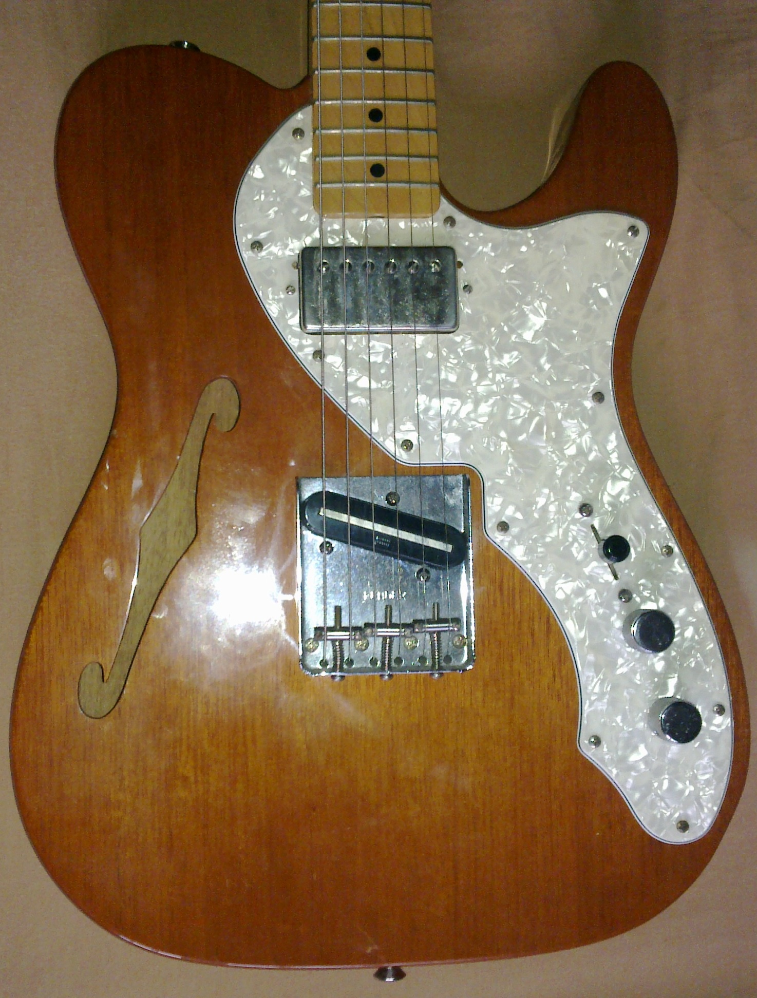 ... Pickups Single Coil Lollar Special T-Series Telecaster Pickup Set