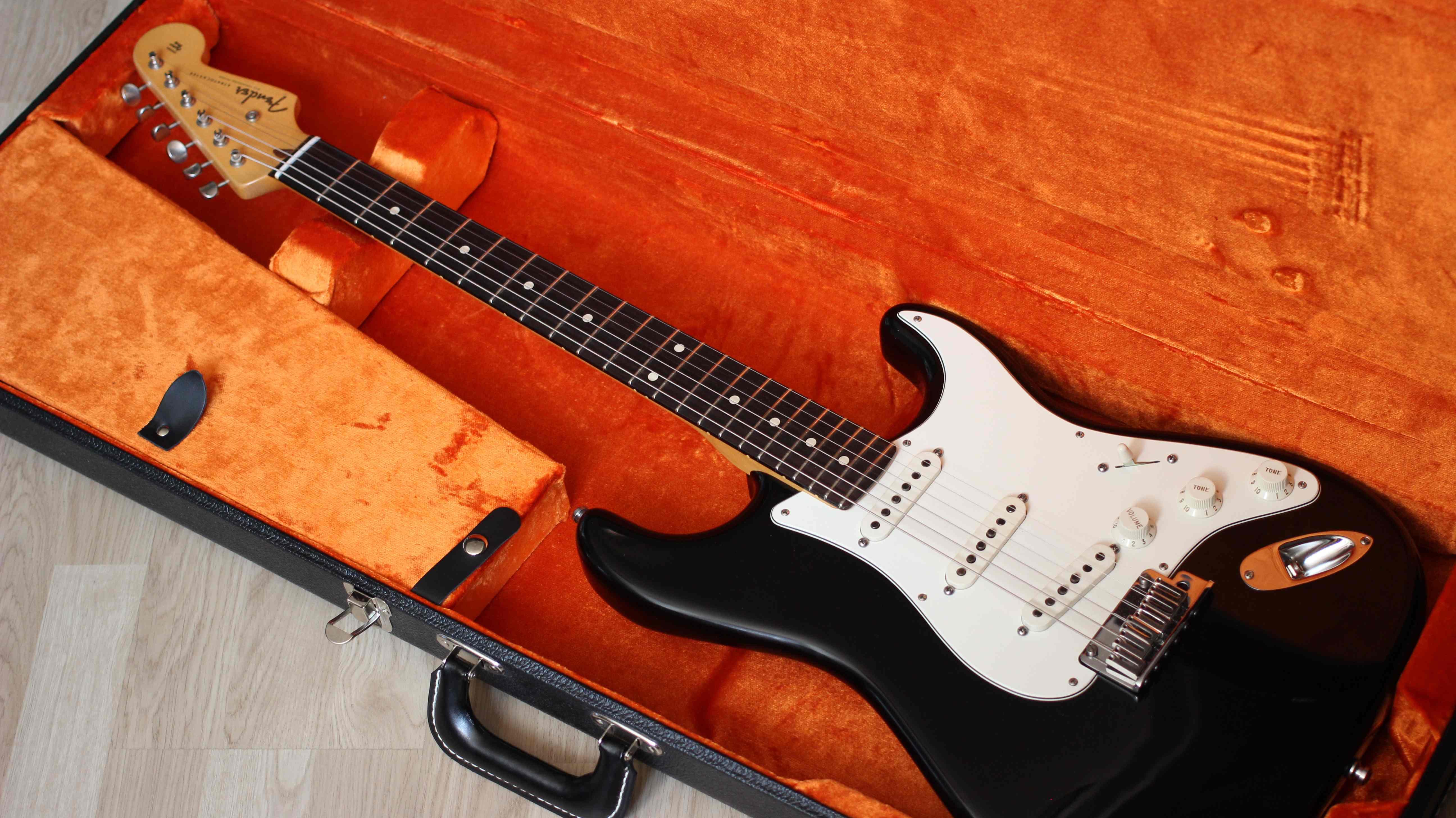 Fender Custom Shop 2012 Closet Classic Stratocaster Pro Eddymusic Images