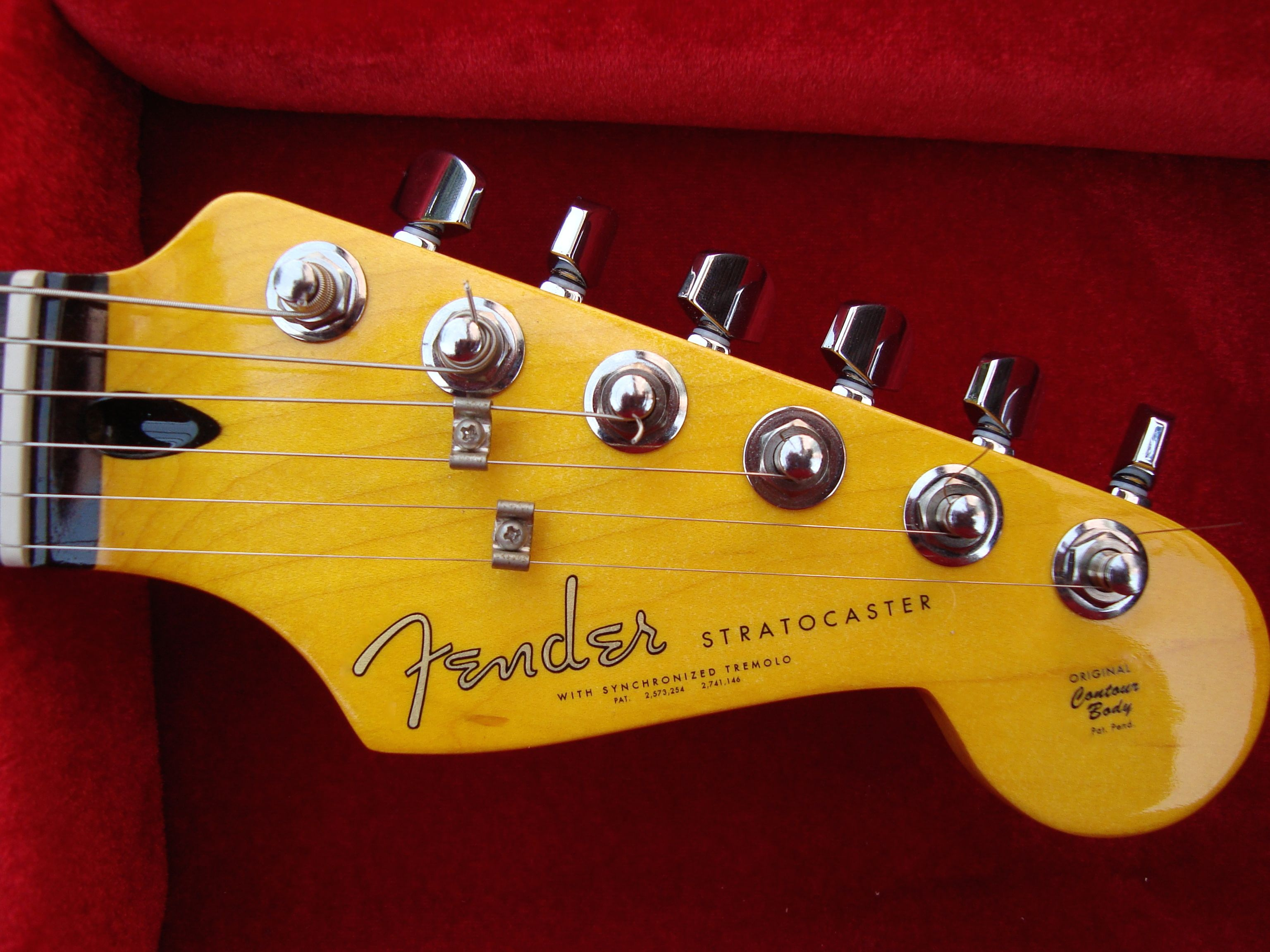 Fender stratocaster usa gold neuve 2016 micros for American custom classics