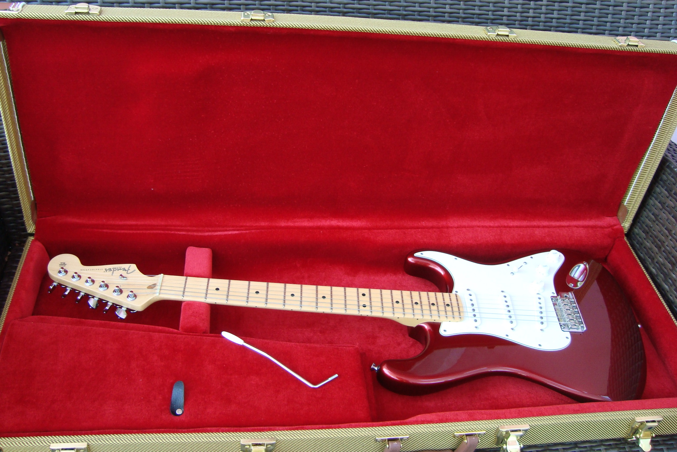 Photo fender custom shop american classic stratocaster for American classic usa