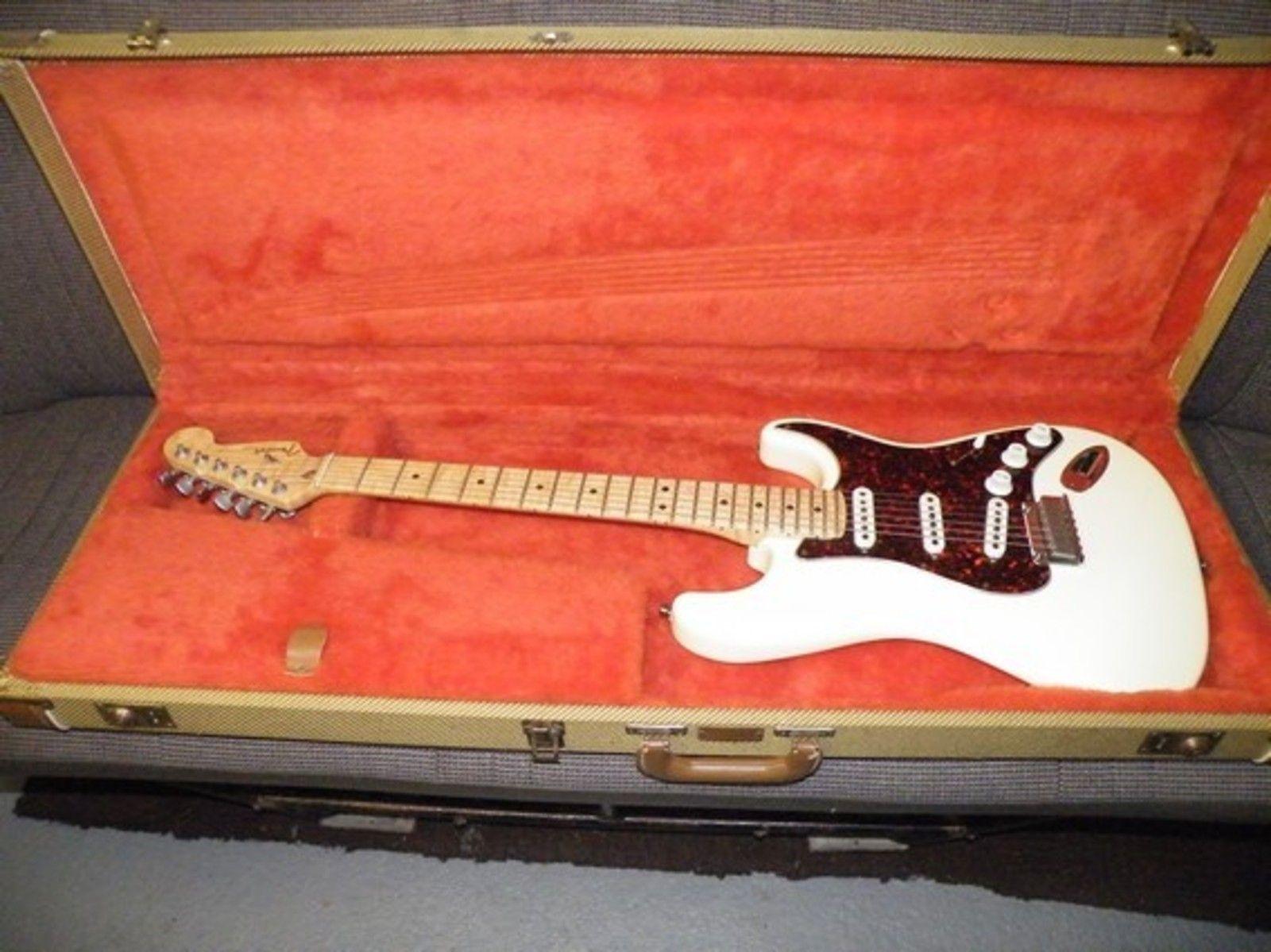 Fender custom shop american classic stratocaster image for American custom classics