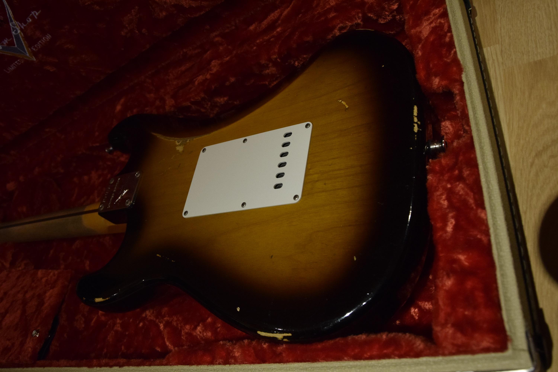 Großartig Fender Strategie Fotos - Schaltplan Serie Circuit ...
