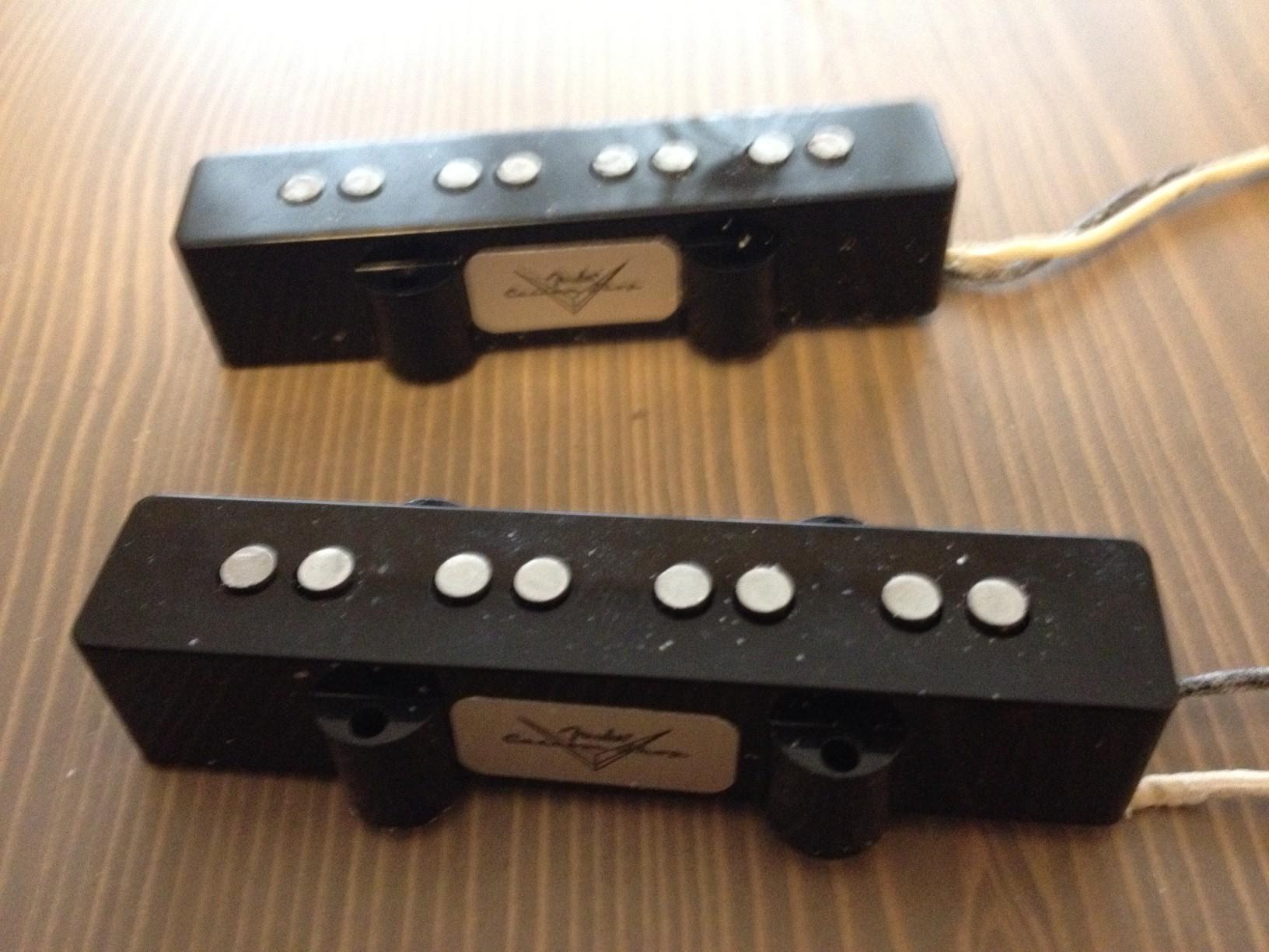fender custom shop custom 39 60 jazz bass pickups image 328706 audiofanzine. Black Bedroom Furniture Sets. Home Design Ideas