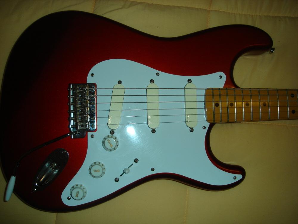 Fender Custom Shop David Gilmour Signature Relic Stratocaster ...