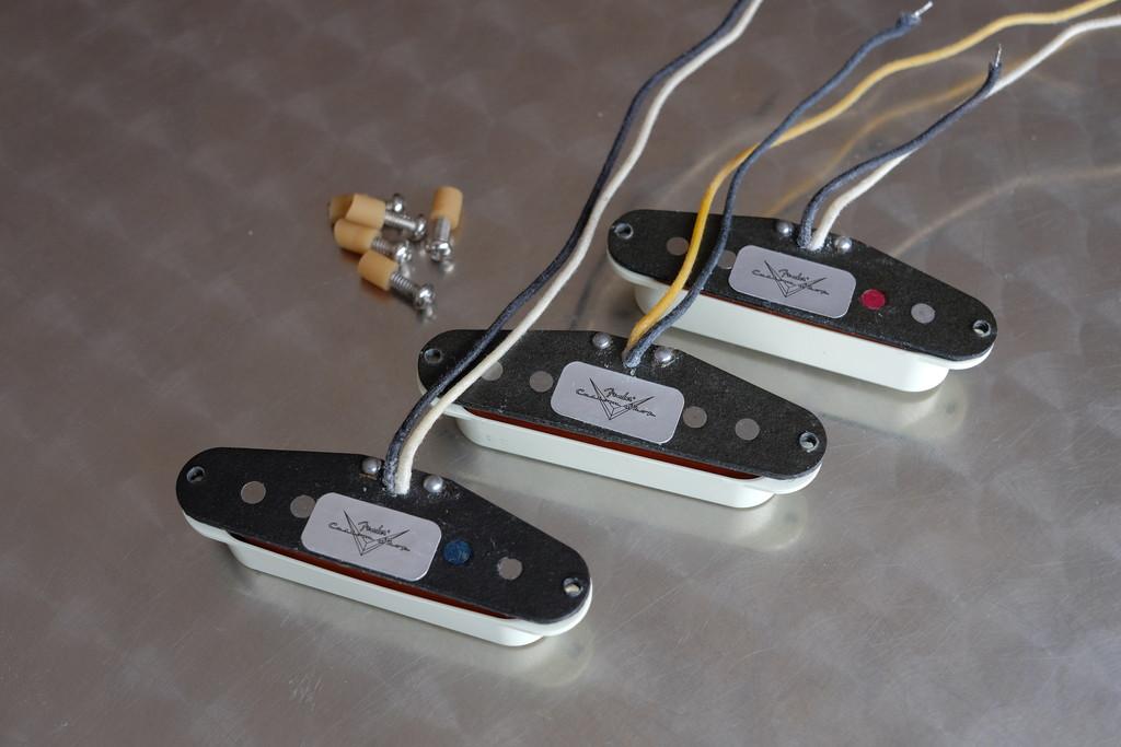 Fender Fat 50s Pickups : fender custom shop fat 39 50s stratocaster pickups image 1100115 audiofanzine ~ Hamham.info Haus und Dekorationen