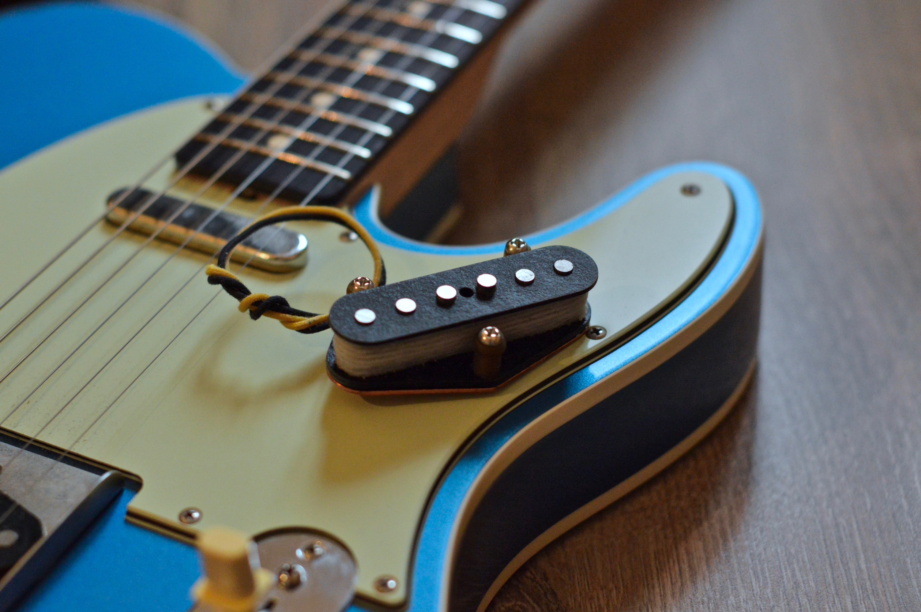 Custom Shop Texas Special Telecaster Pickups Fender Audiofanzine