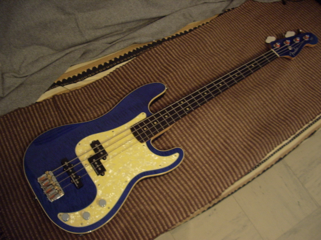 Fender Deluxe Aerodyne Classic Precision Bass Special Sixtoo Images