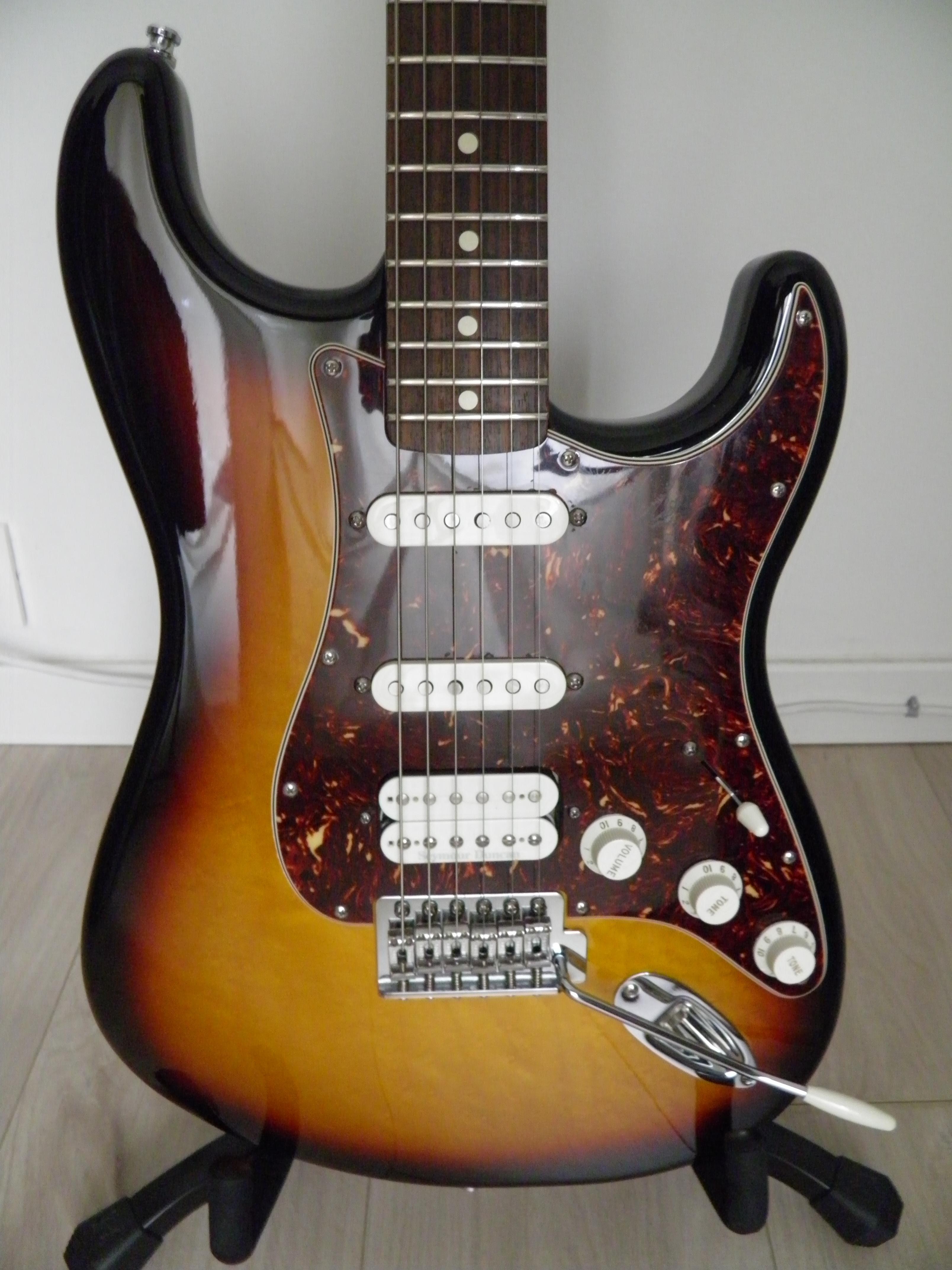 Deluxe Lone Star Stratocaster 2007 2013 Fender