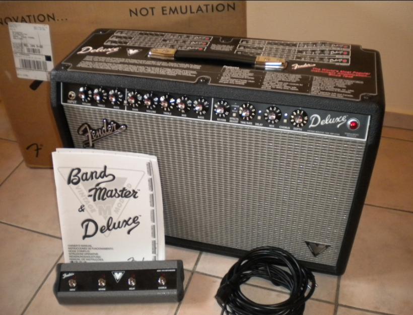fender deluxe vm image 62256 audiofanzine rh en audiofanzine com Fender Deluxe VM PCB Fender Deluxe Reverb