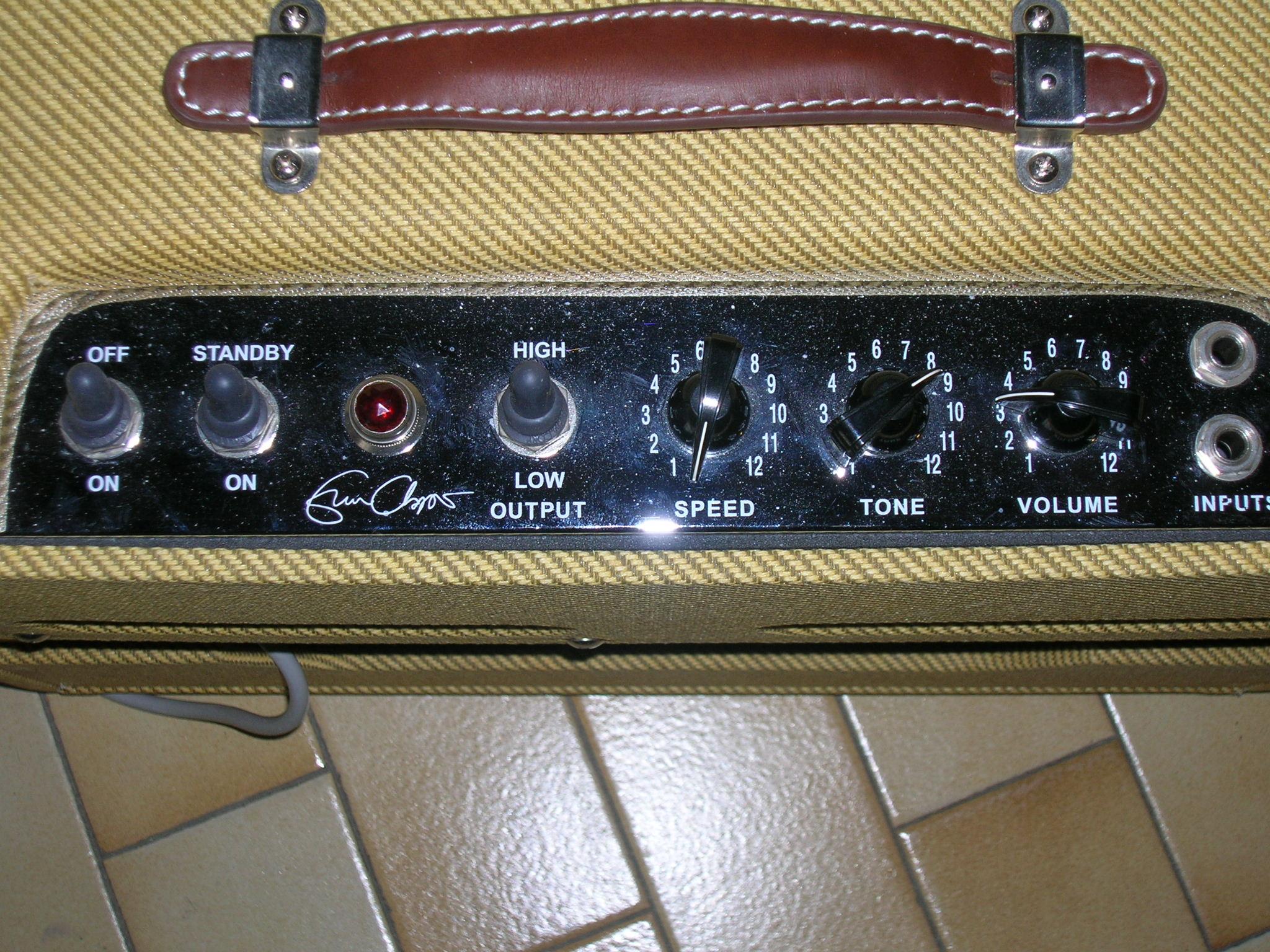 Ec Tremolux Fender Ec Tremolux Audiofanzine