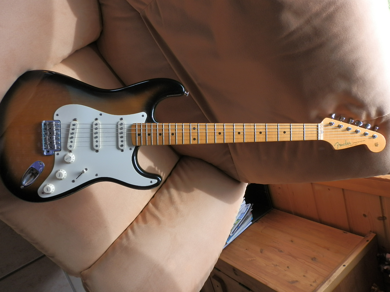 from Harlan dating eric johnson stratocaster
