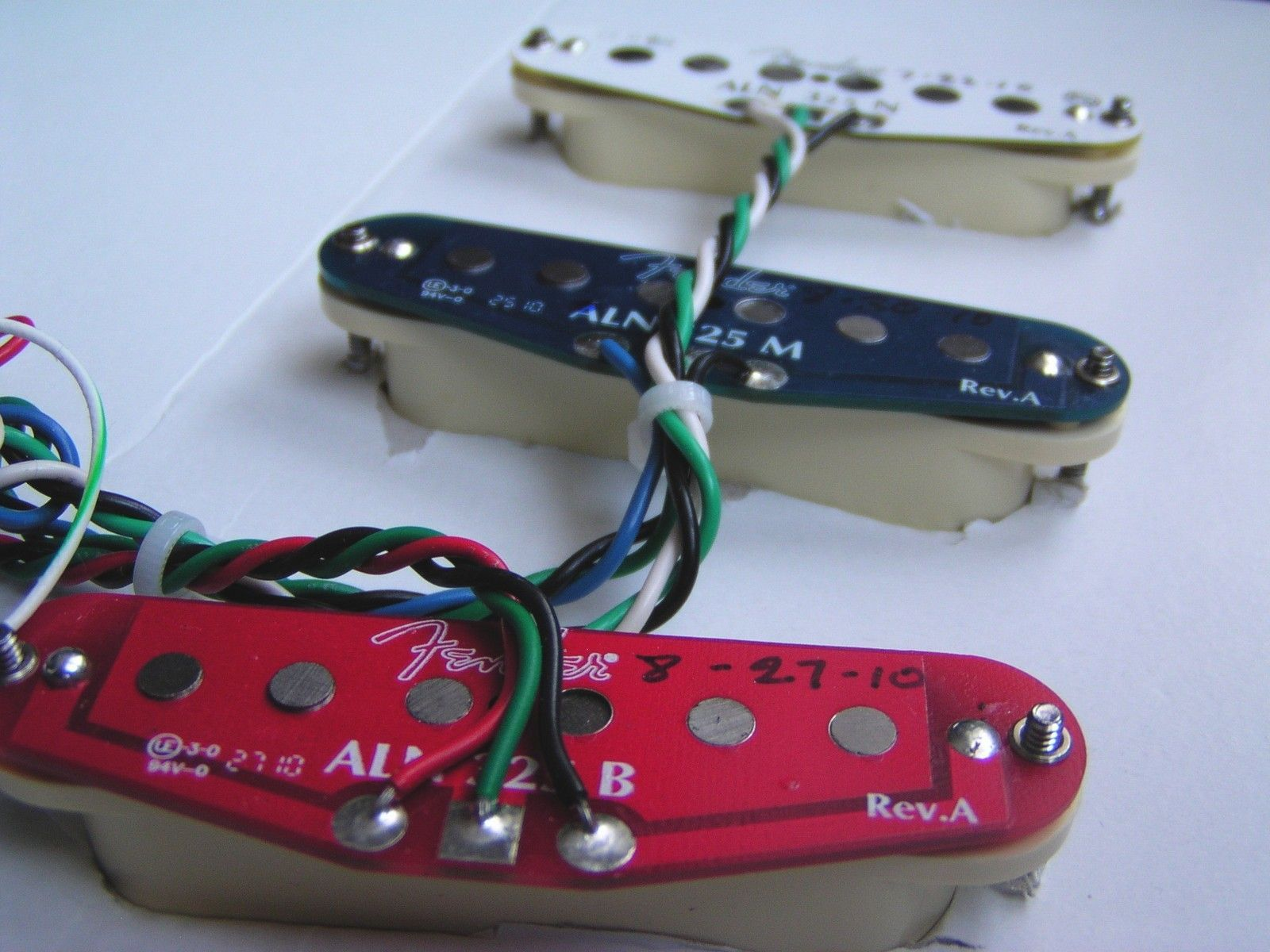 Fender Hot Noiseless Pickup Wiring Diagram Solutions Pickups Arbortech Us