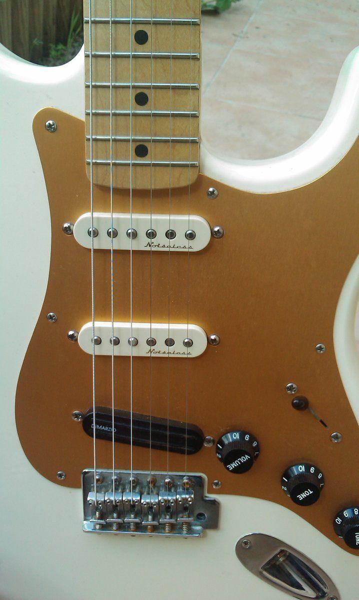 Fender Hot Noiseless Strat Pickups Image   218522
