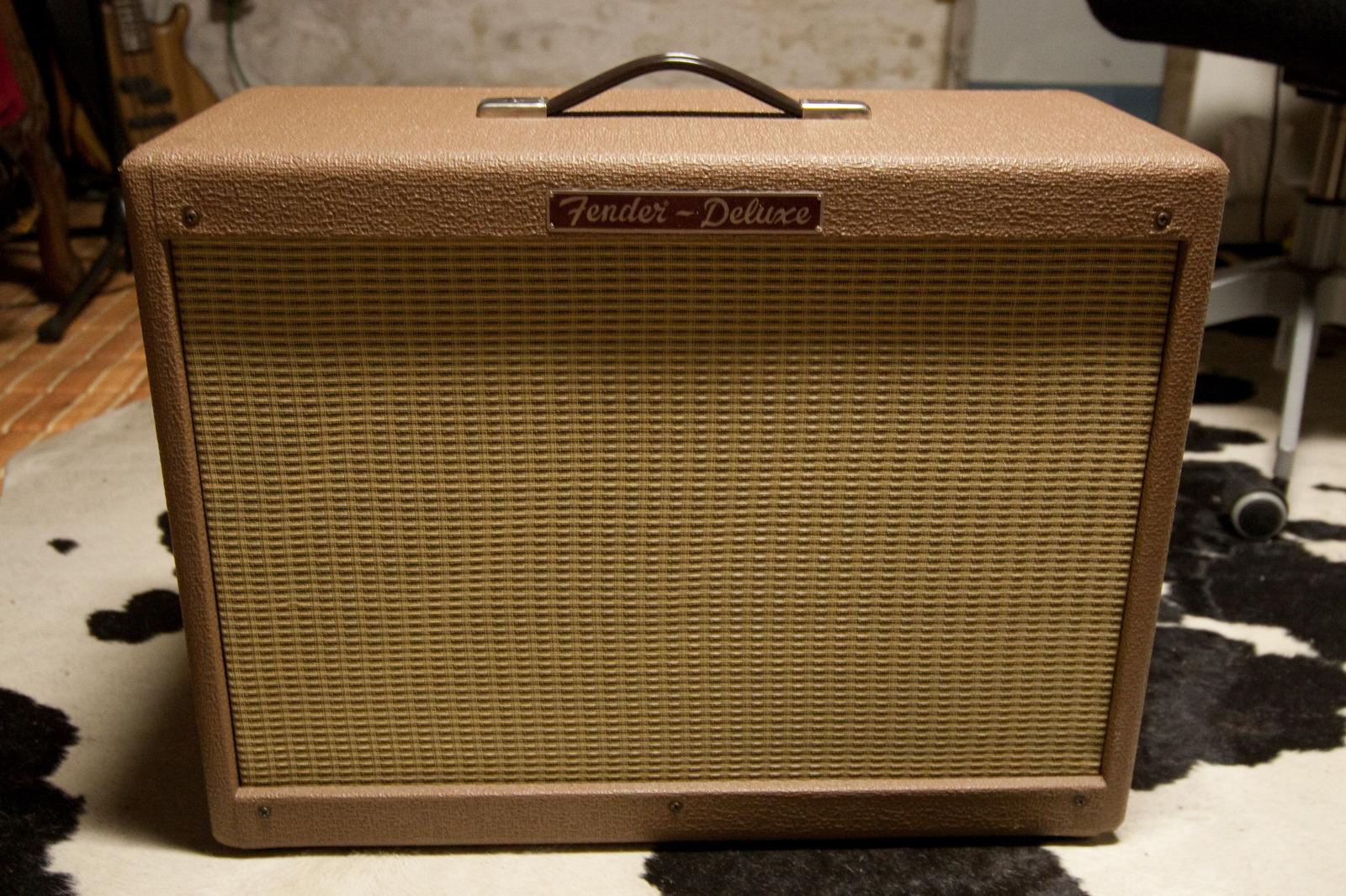 Fender Hot Rod Deluxe 112 Enclosure - Tweed image (#183556 ...