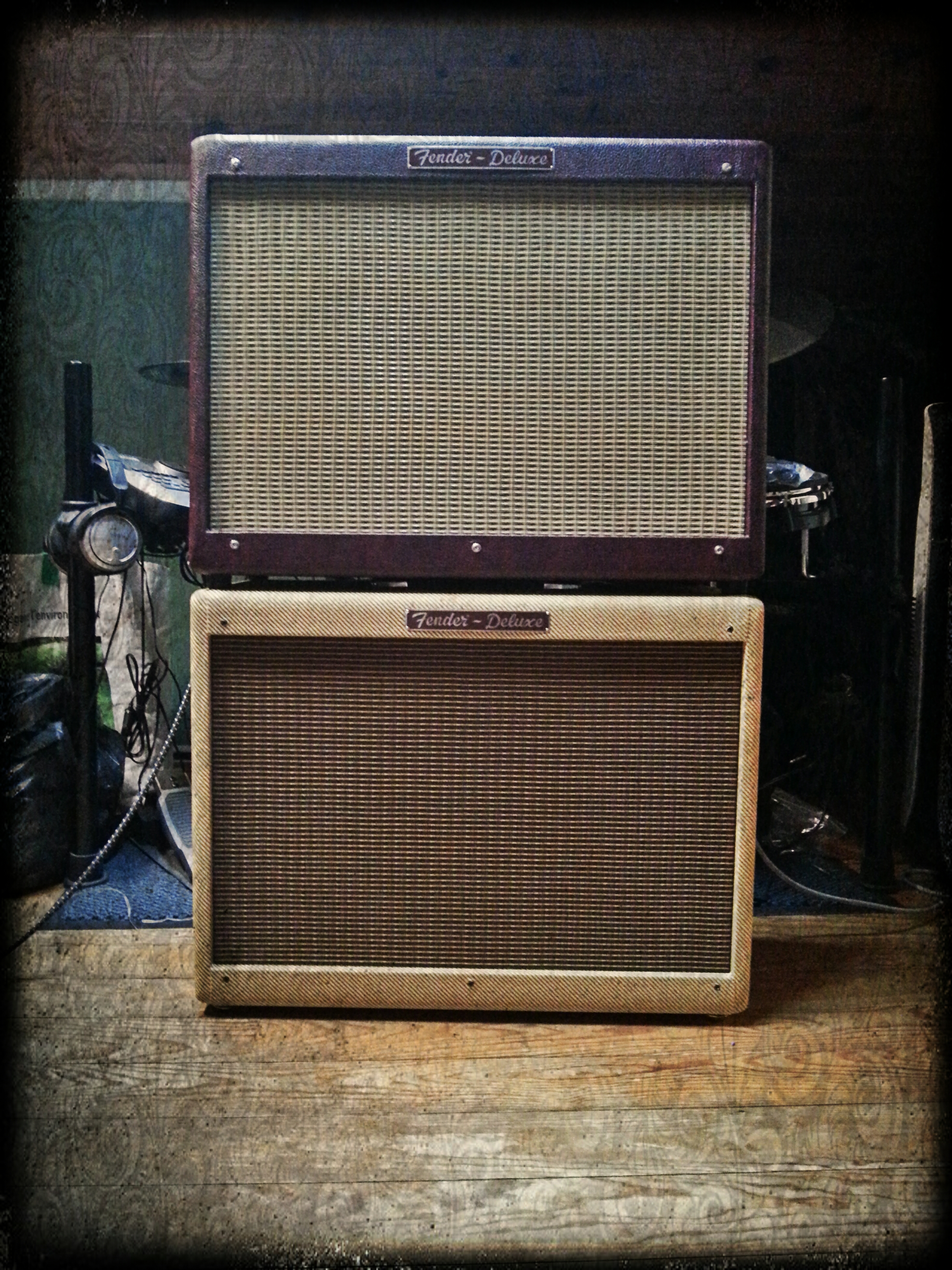 Fender Hot Rod Deluxe 112 Enclosure - Tweed image (#642964 ...