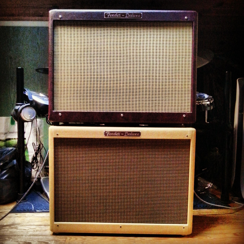 Fender Hot Rod Deluxe 112 Enclosure - Tweed image (#644721 ...