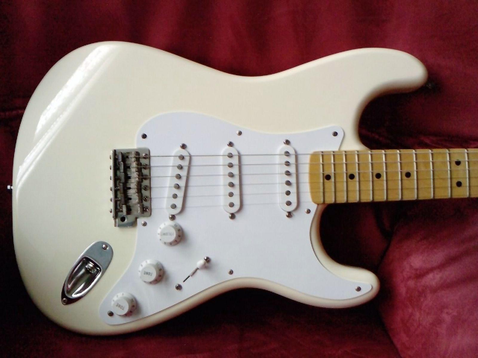 Fender Jimmie Vaughan Tex
