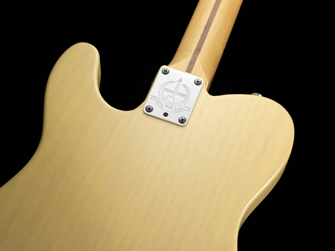 Fender Telecaster 60th Anniversary Limited Edition Review 60 Years Series Wiring Diagram