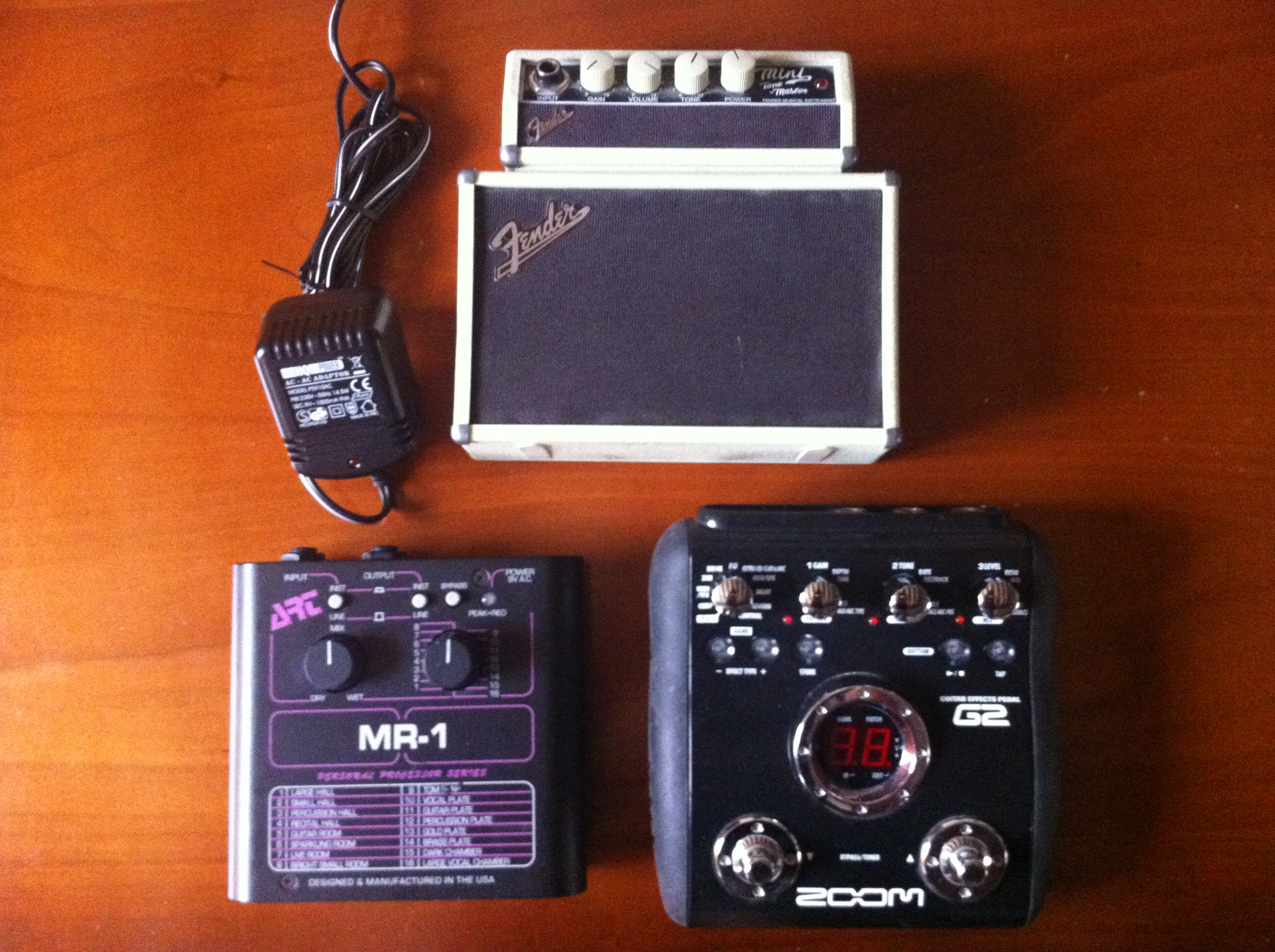 Fender mini tonemaster expii image 423444 audiofanzine fender mini tonemaster expii ryuhazan images voltagebd Images