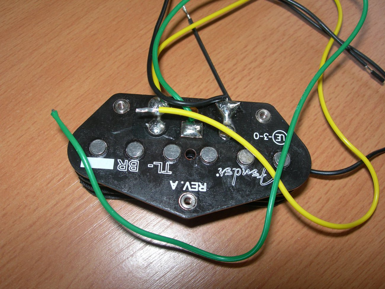 Fender Noiseless Pickups >> Mod Shop Samarium Cobalt Noiseless Telecaster Pickups