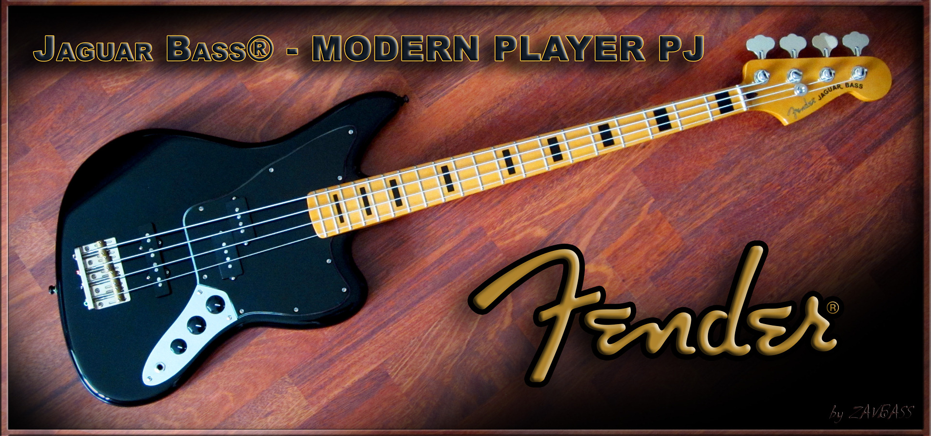 fender modern player jaguar bass image 1872375. Black Bedroom Furniture Sets. Home Design Ideas