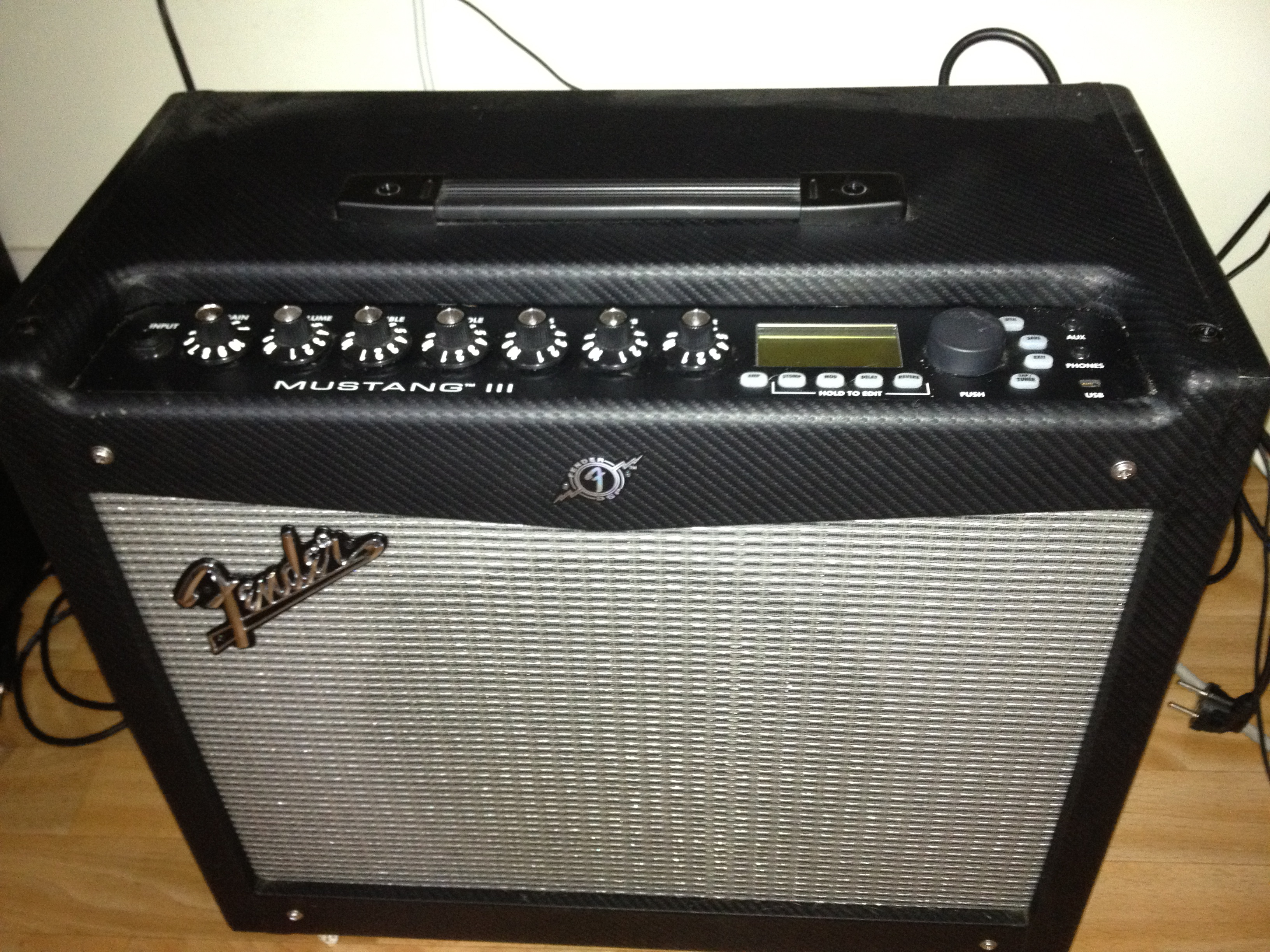 Tuki Padded Amp Cover for Fender Mustang III 1x12 ...