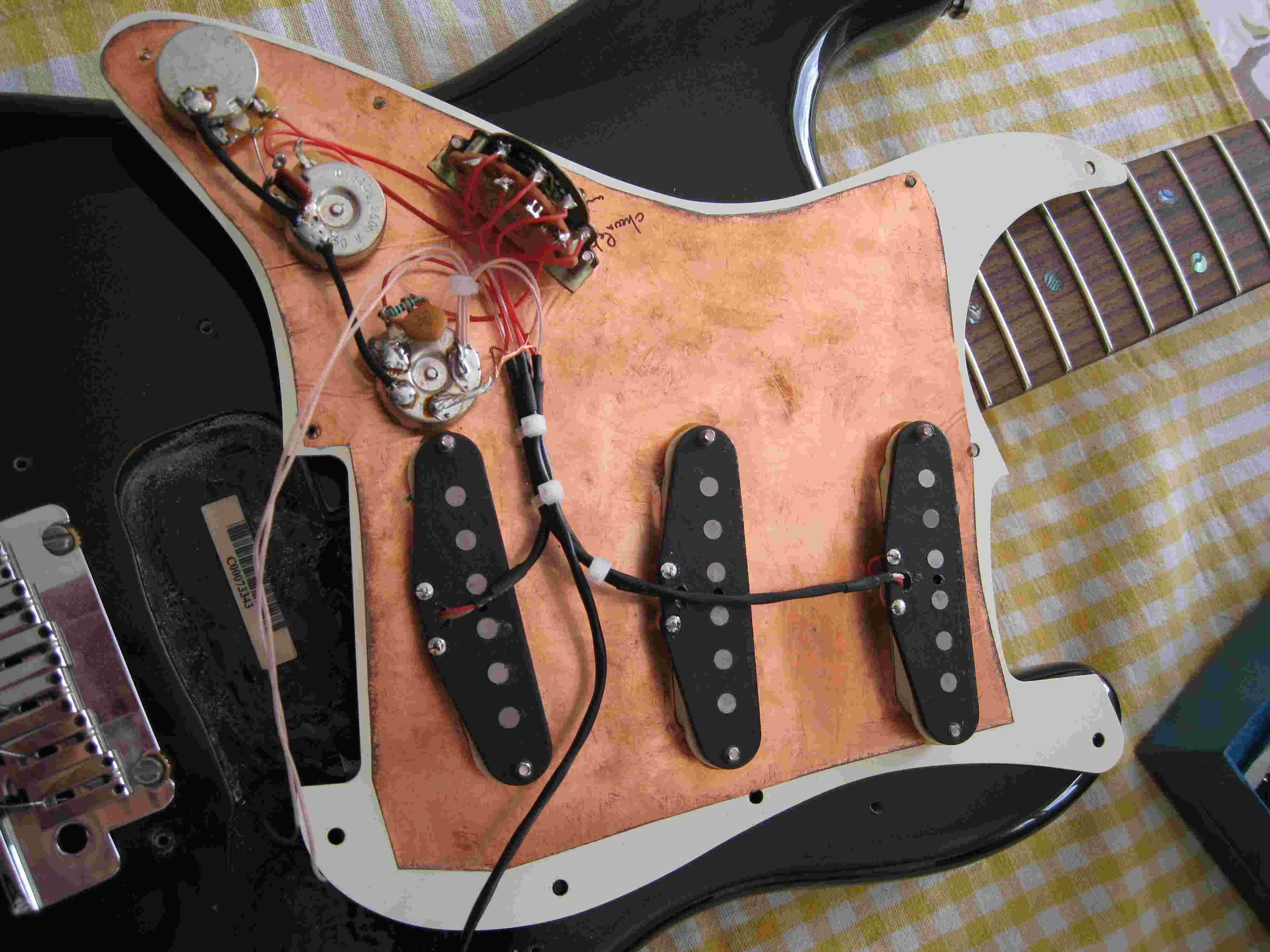 fender original 39 57 39 62 stratocaster pickup set image 107703 audiofanzine. Black Bedroom Furniture Sets. Home Design Ideas
