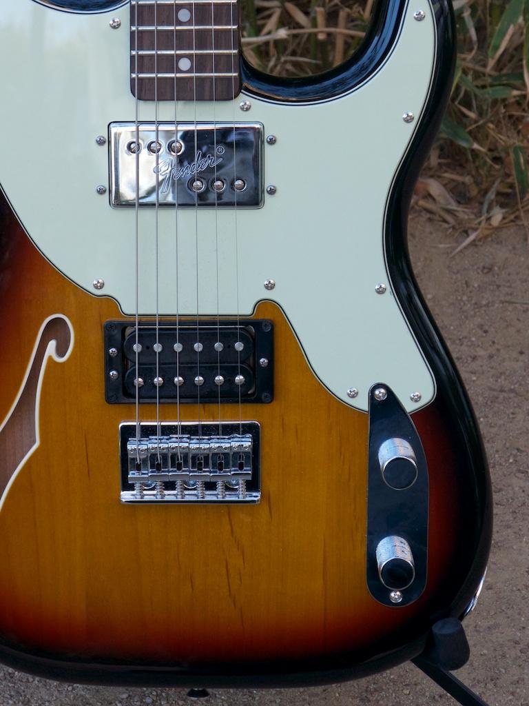 Fender Pawn Shop \'51, \'72 & Mustang Review : Brides of Frankenstein ...