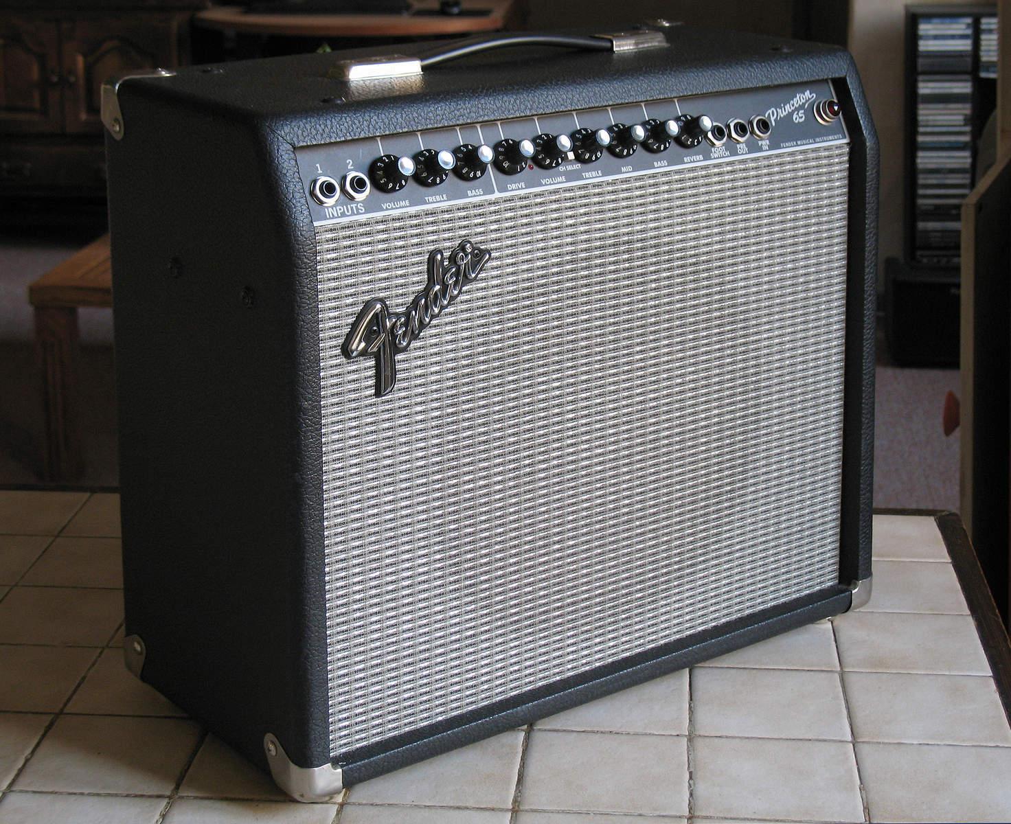 fender princeton 65 image 155505 audiofanzine rh en audiofanzine com Amp Fender Princeton DSP fender princeton 65 dsp manual download