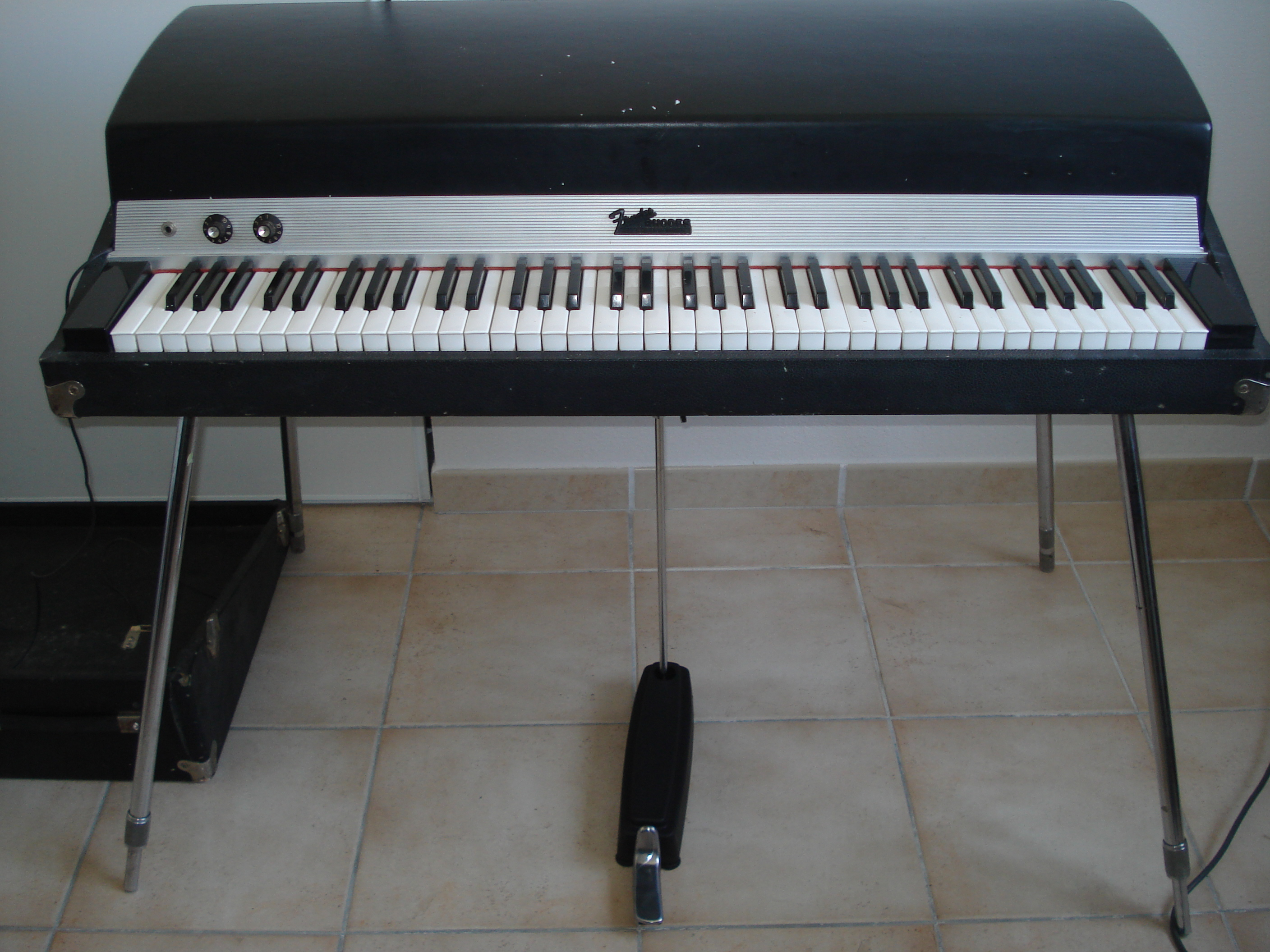 Fender Rhodes Mark I Stage Piano Image 652535