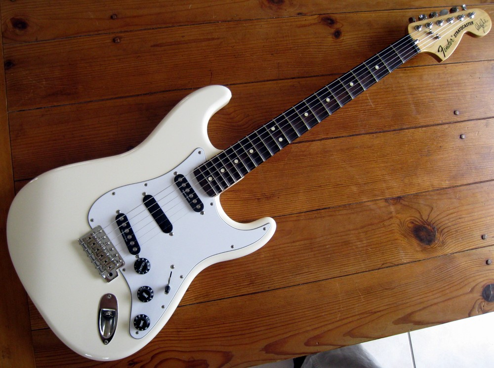 Fender Ritchie Blackmore Stratocaster image (#138790) - Audiofanzine