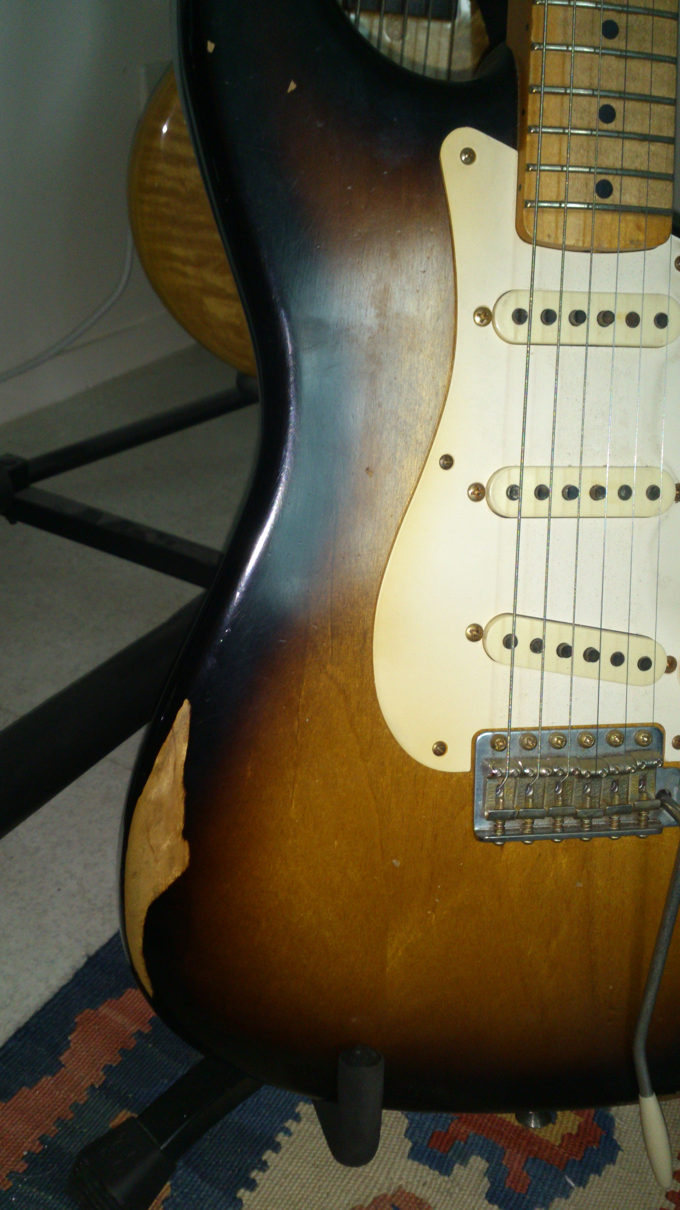 Fender Road Worn 50s Stratocaster Alloux35 Images