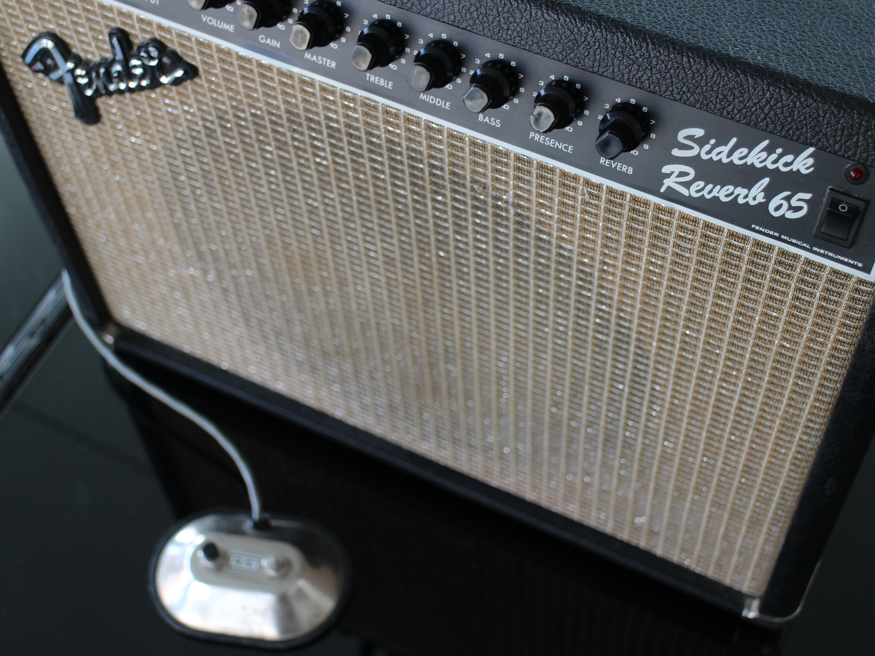 fender sidekick reverb 25 manual
