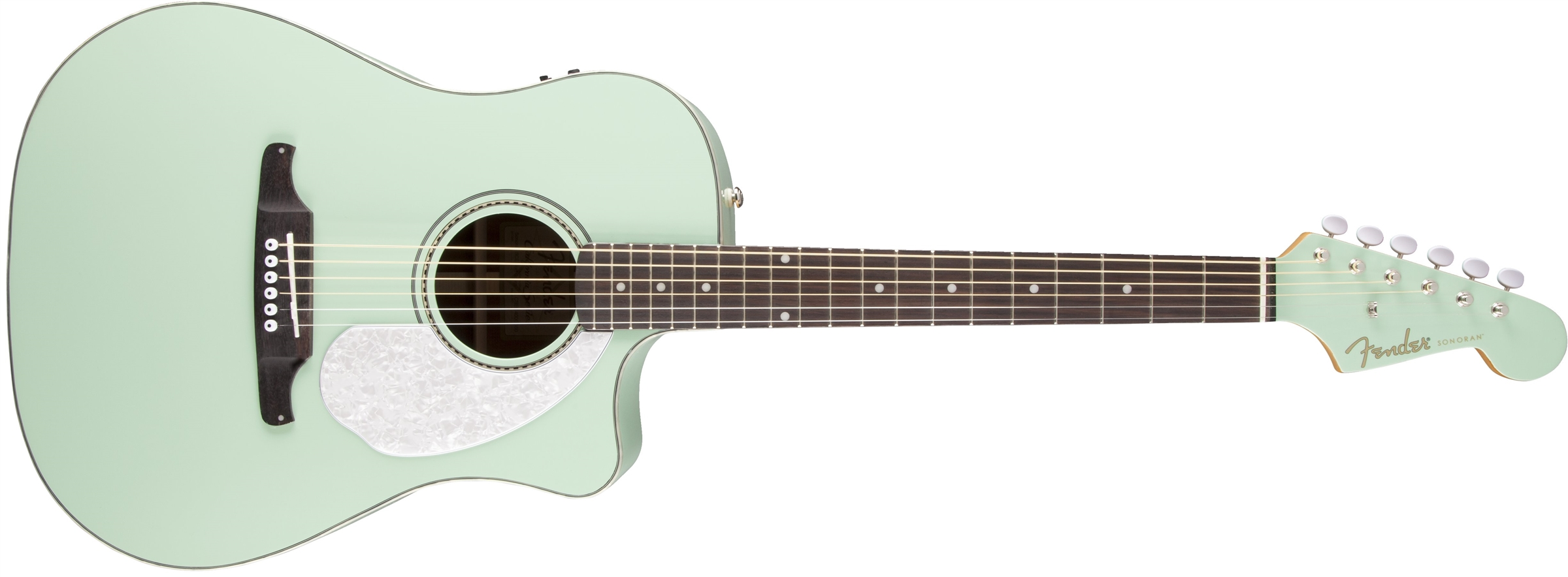 Fender Sonoran SCE - Natural Reviews | Sweetwater